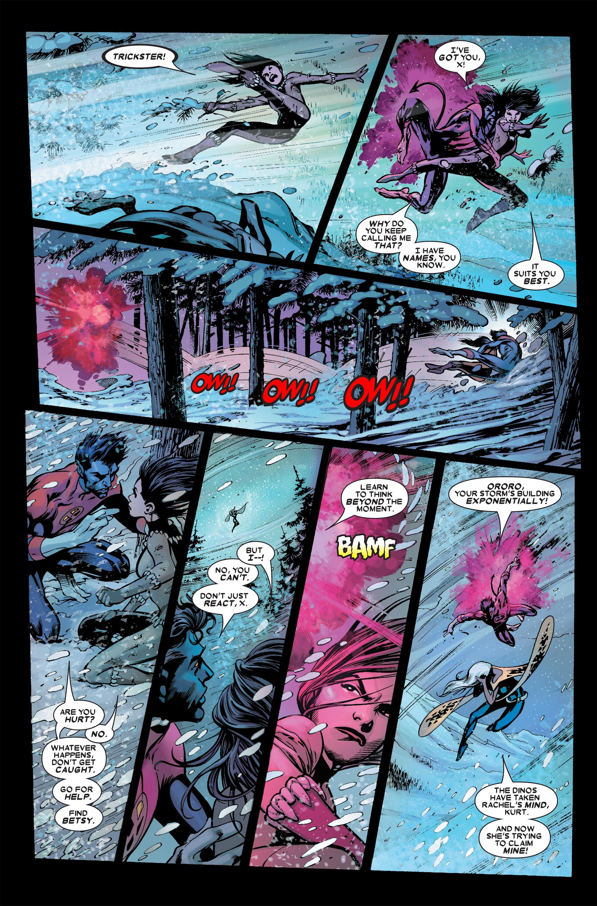 Read online Uncanny X-Men (1963) comic -  Issue #456 - 17