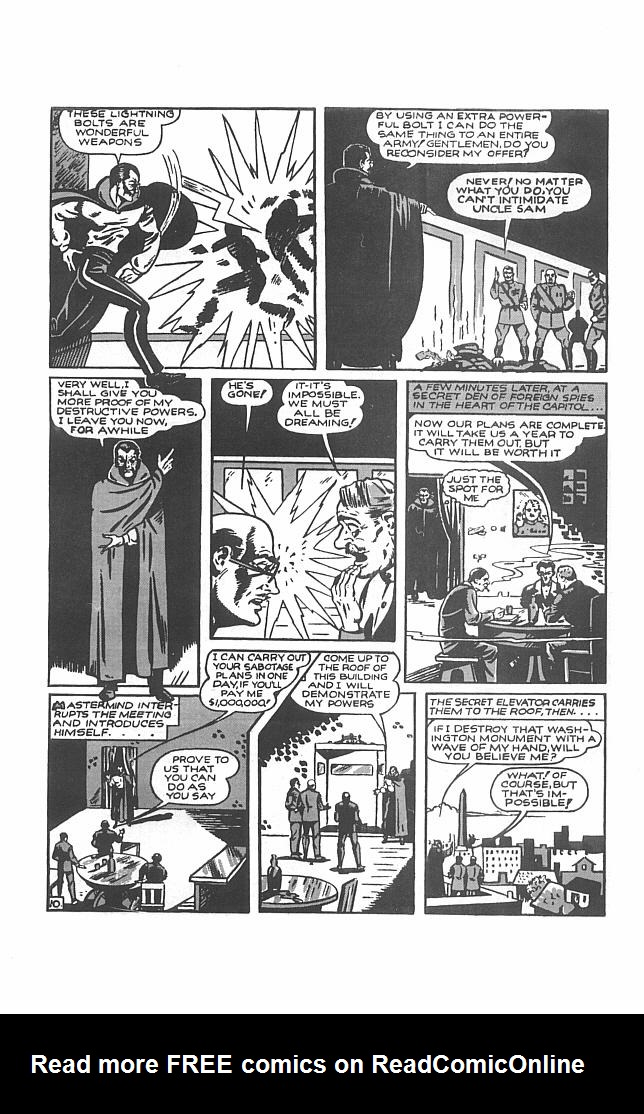 Read online Men of Mystery Comics comic -  Issue #29 - 18