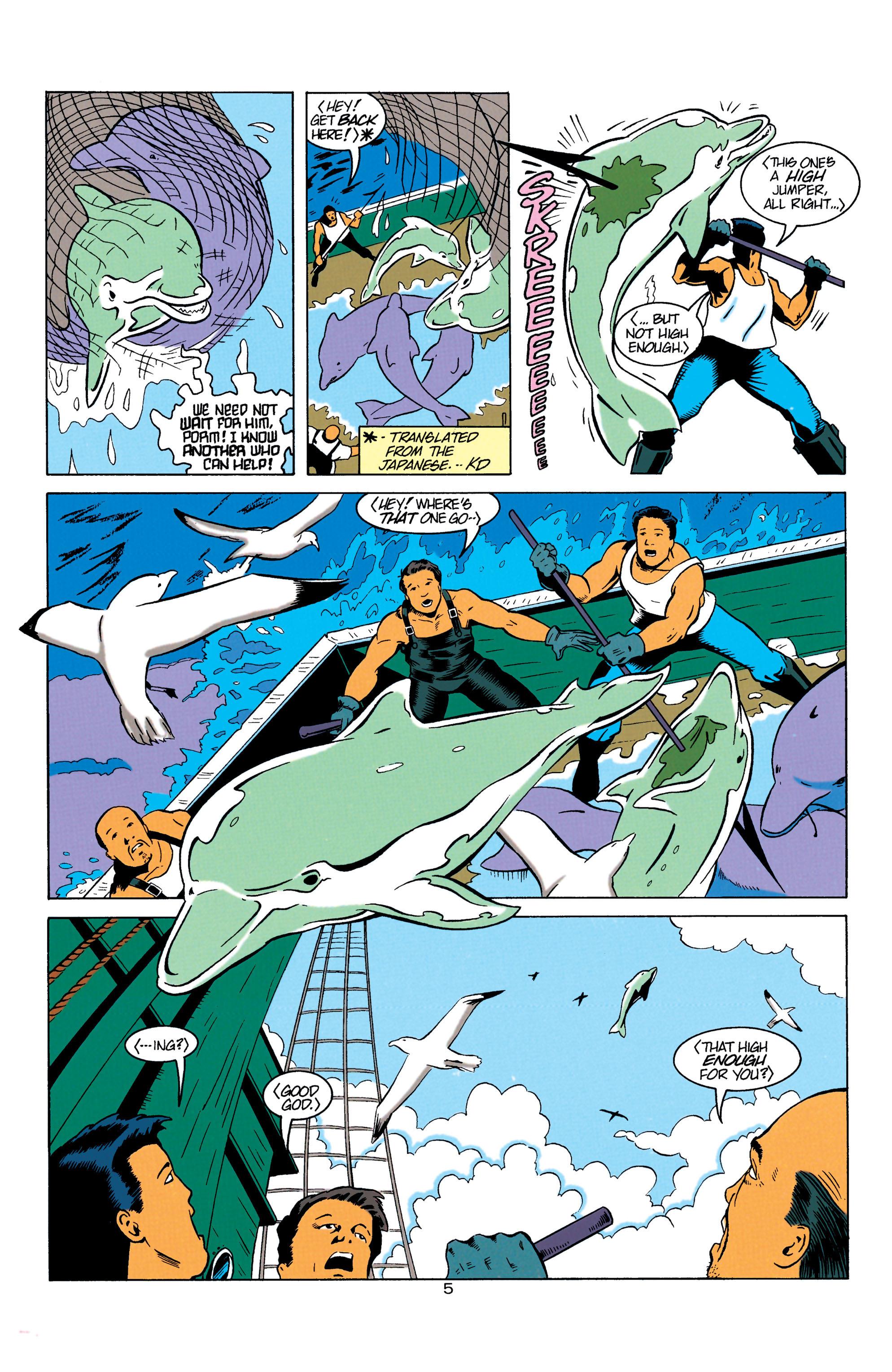 Read online Aquaman (1994) comic -  Issue #3 - 5