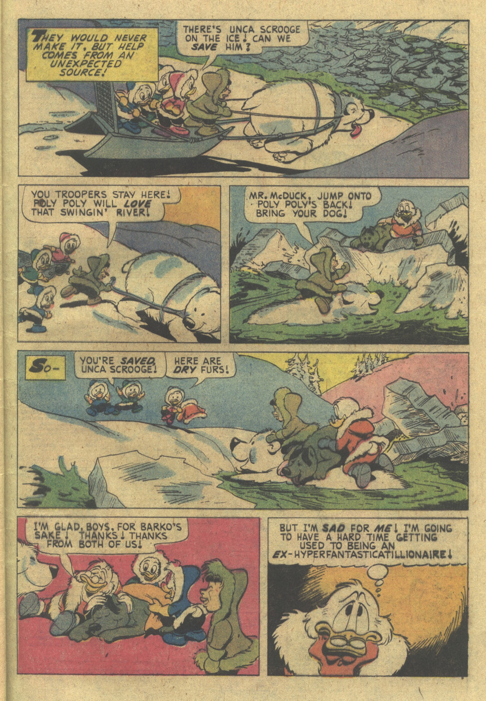 Read online Uncle Scrooge (1953) comic -  Issue #124 - 29