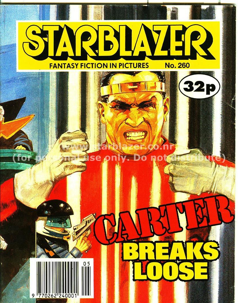 Starblazer issue 260 - Page 1
