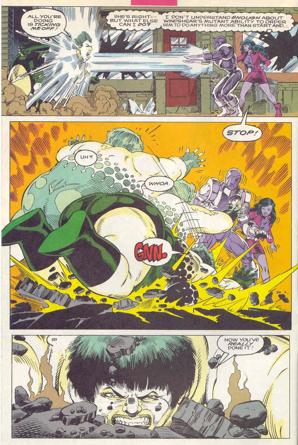 Read online Alpha Flight (1983) comic -  Issue #112 - 5