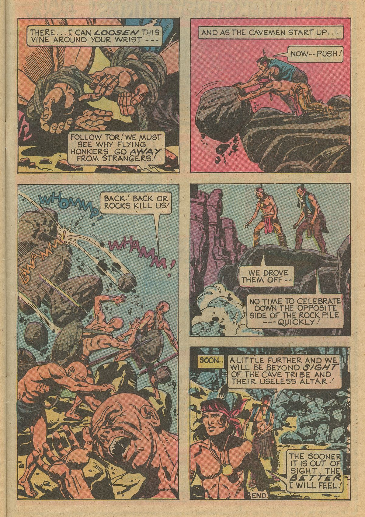 Read online Turok, Son of Stone comic -  Issue #109 - 33
