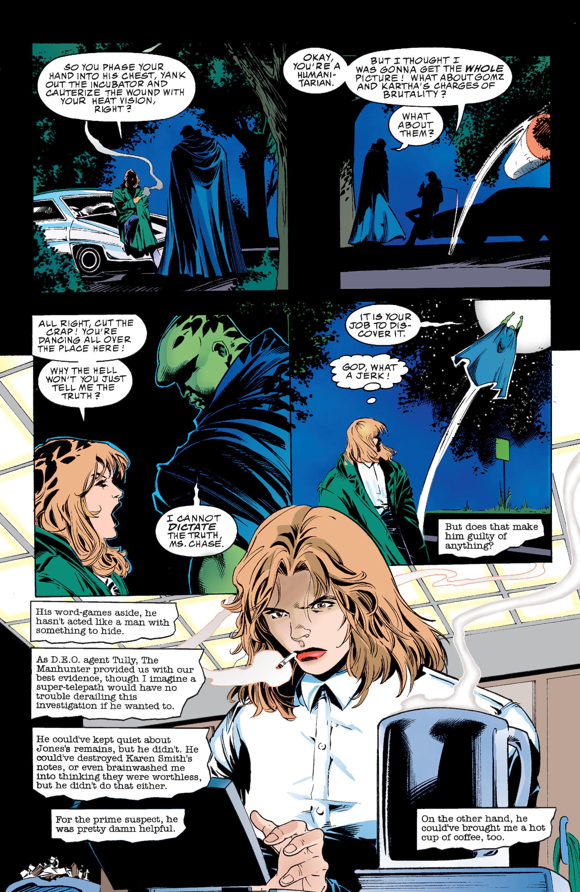 Read online Martian Manhunter: Son of Mars comic -  Issue # TPB - 143
