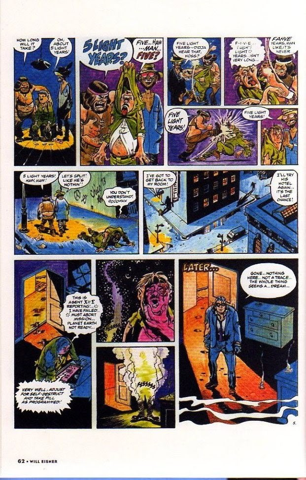Read online Will Eisner's The Spirit Archives comic -  Issue # TPB 26 (Part 1) - 69