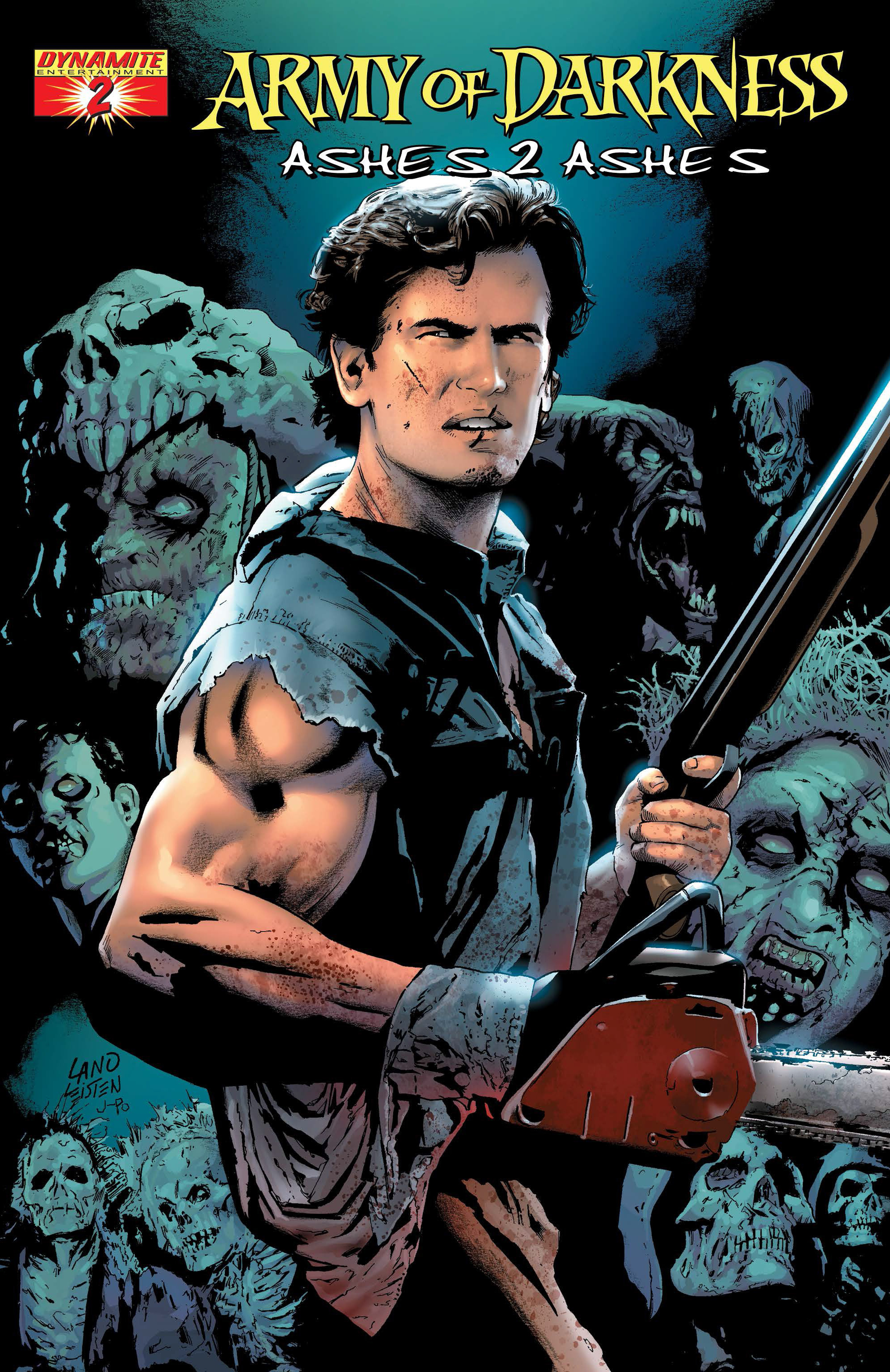 Read online Army of Darkness: Ashes 2 Ashes comic -  Issue #2 - 3