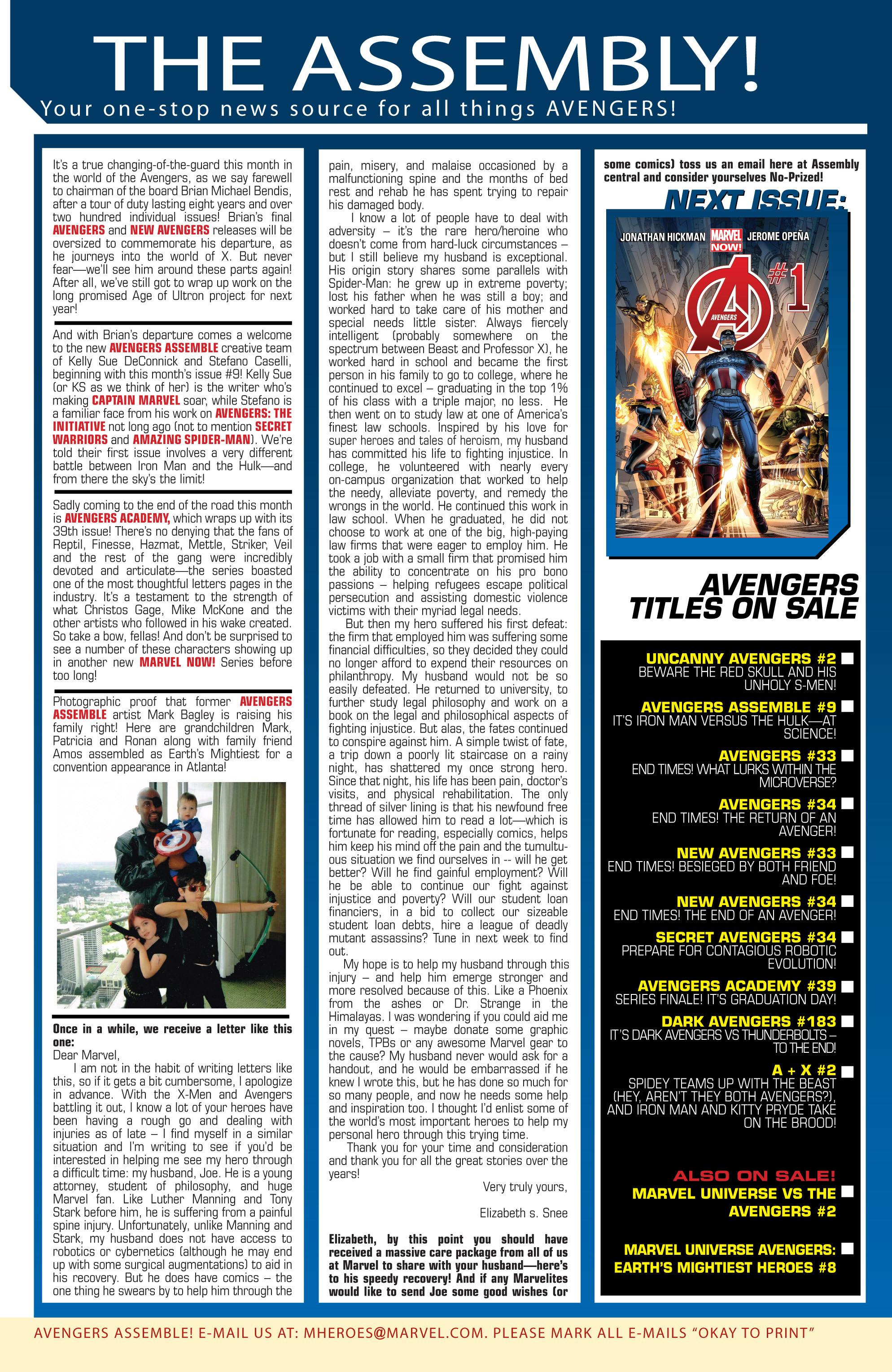 Read online Avengers (2010) comic -  Issue #34 - 34