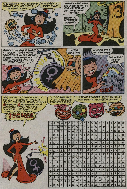 Madballs issue 9 - Page 19