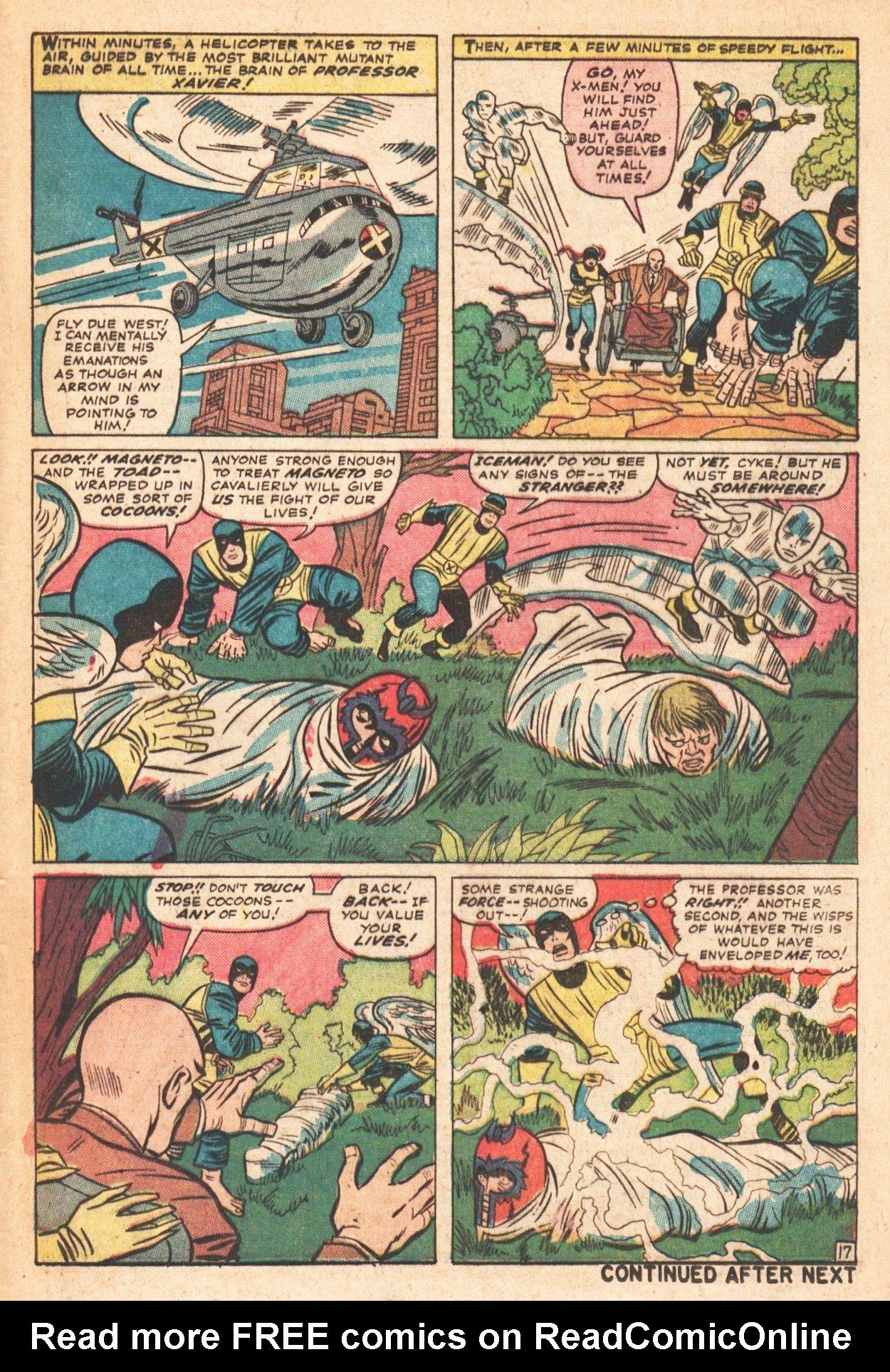 Read online Uncanny X-Men (1963) comic -  Issue # _Annual 1 - 46