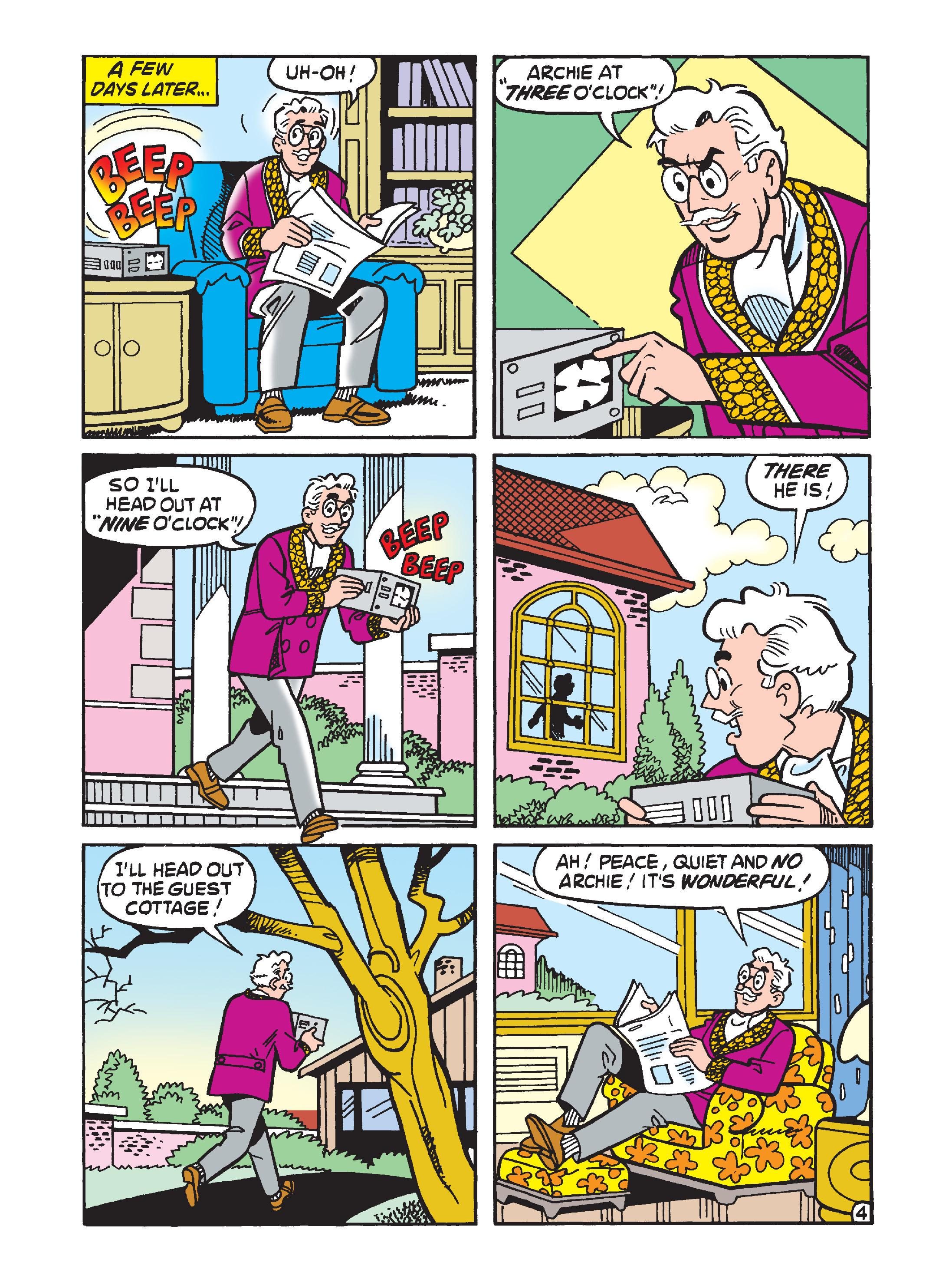 Read online Archie 1000 Page Comics Bonanza comic -  Issue #1 (Part 2) - 81