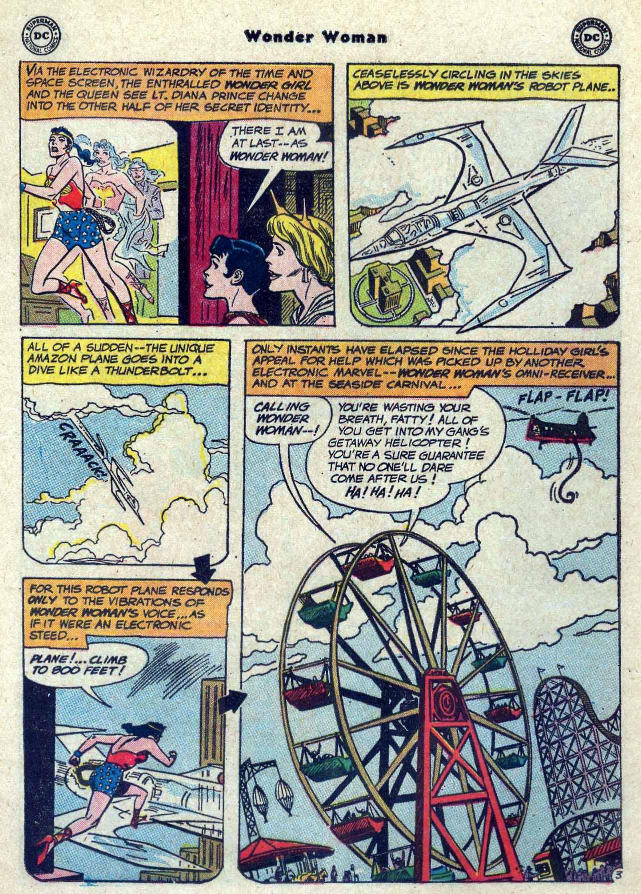 Read online Wonder Woman (1942) comic -  Issue #121 - 5