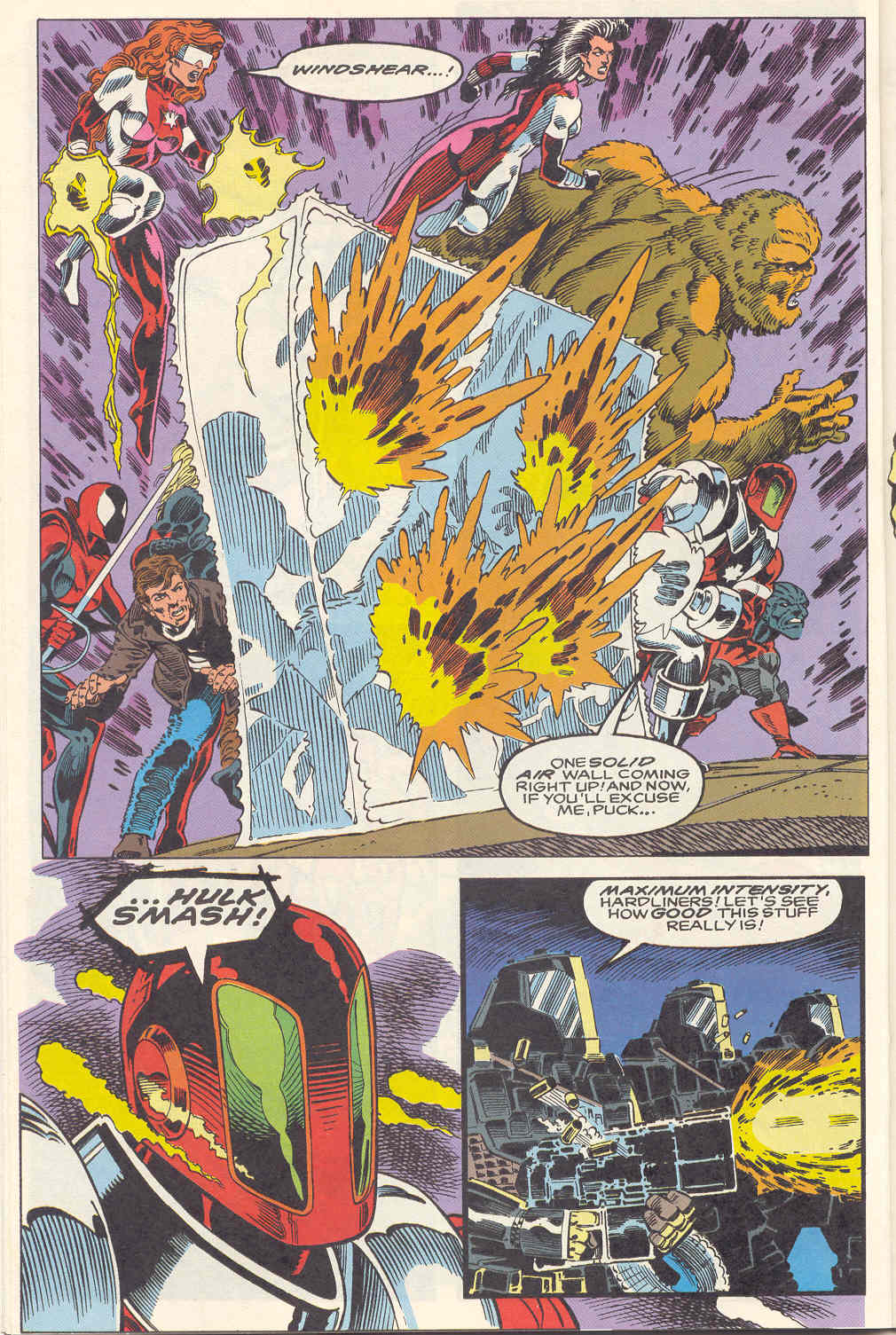 Read online Alpha Flight (1983) comic -  Issue #120 - 18