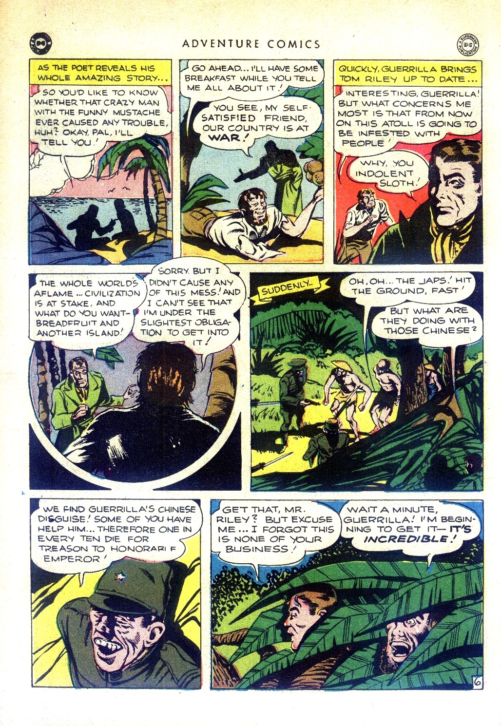 Read online Adventure Comics (1938) comic -  Issue #97 - 48