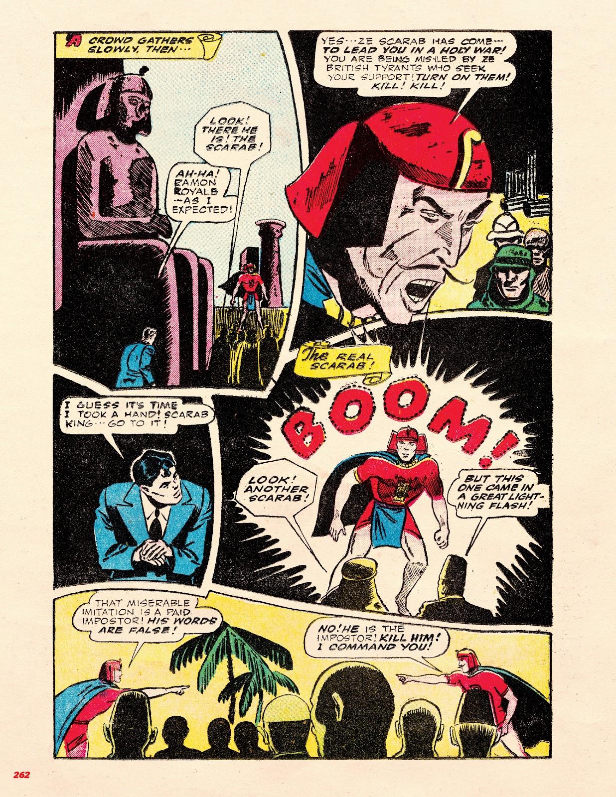 Read online Super Weird Heroes comic -  Issue # TPB 2 (Part 3) - 62