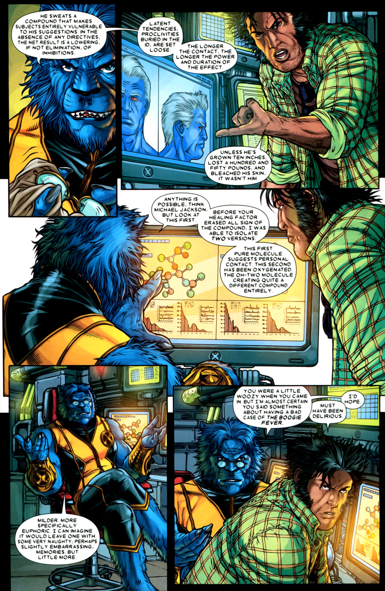 Read online Wolverine: The Best There Is comic -  Issue #2 - 4