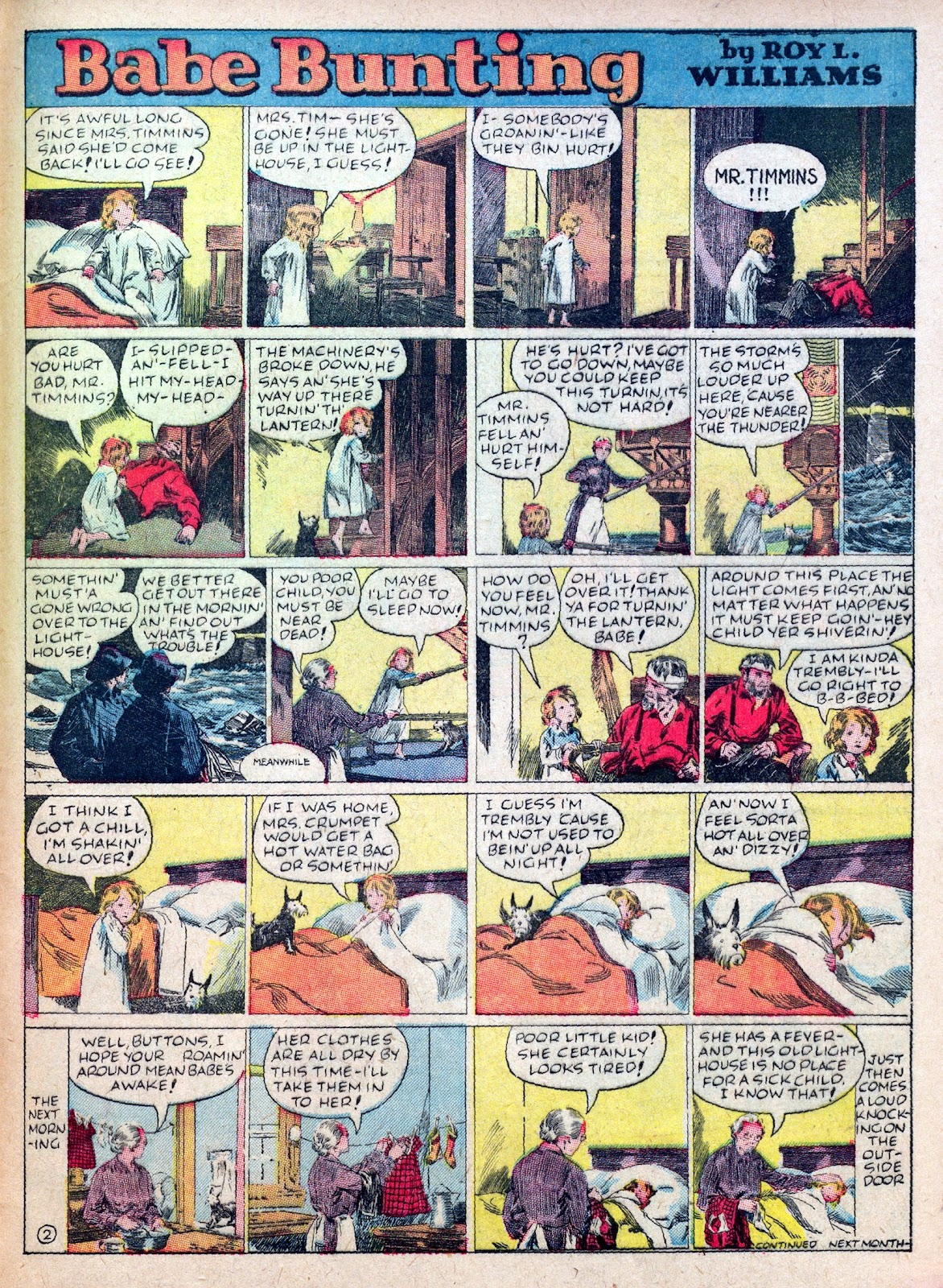 Read online Famous Funnies comic -  Issue #45 - 55