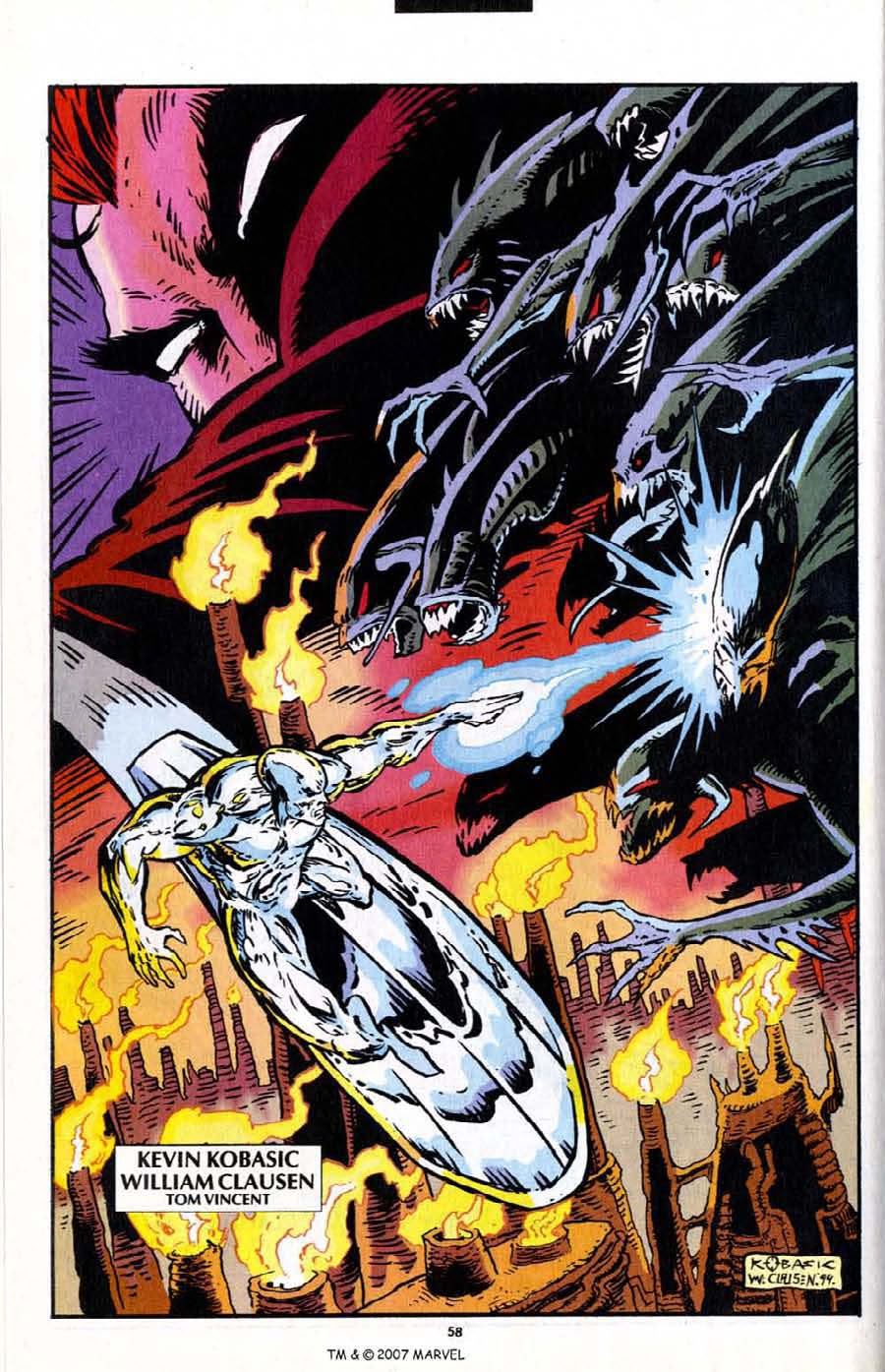 Read online Silver Surfer (1987) comic -  Issue # _Annual 7 - 60