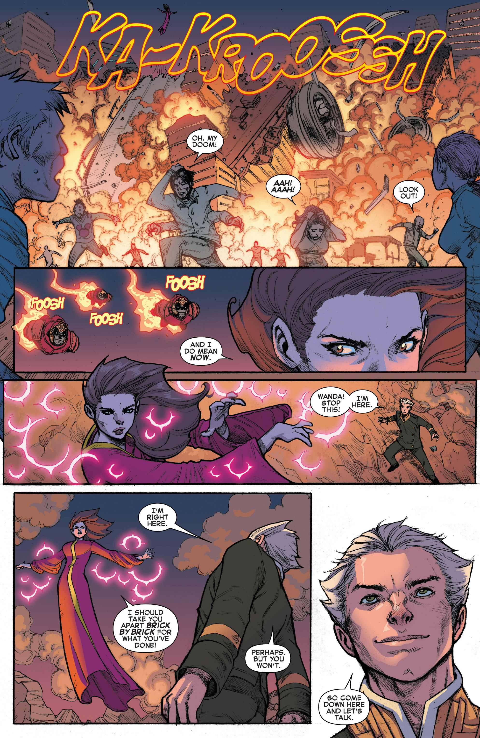 Read online House of M (2015) comic -  Issue #3 - 15
