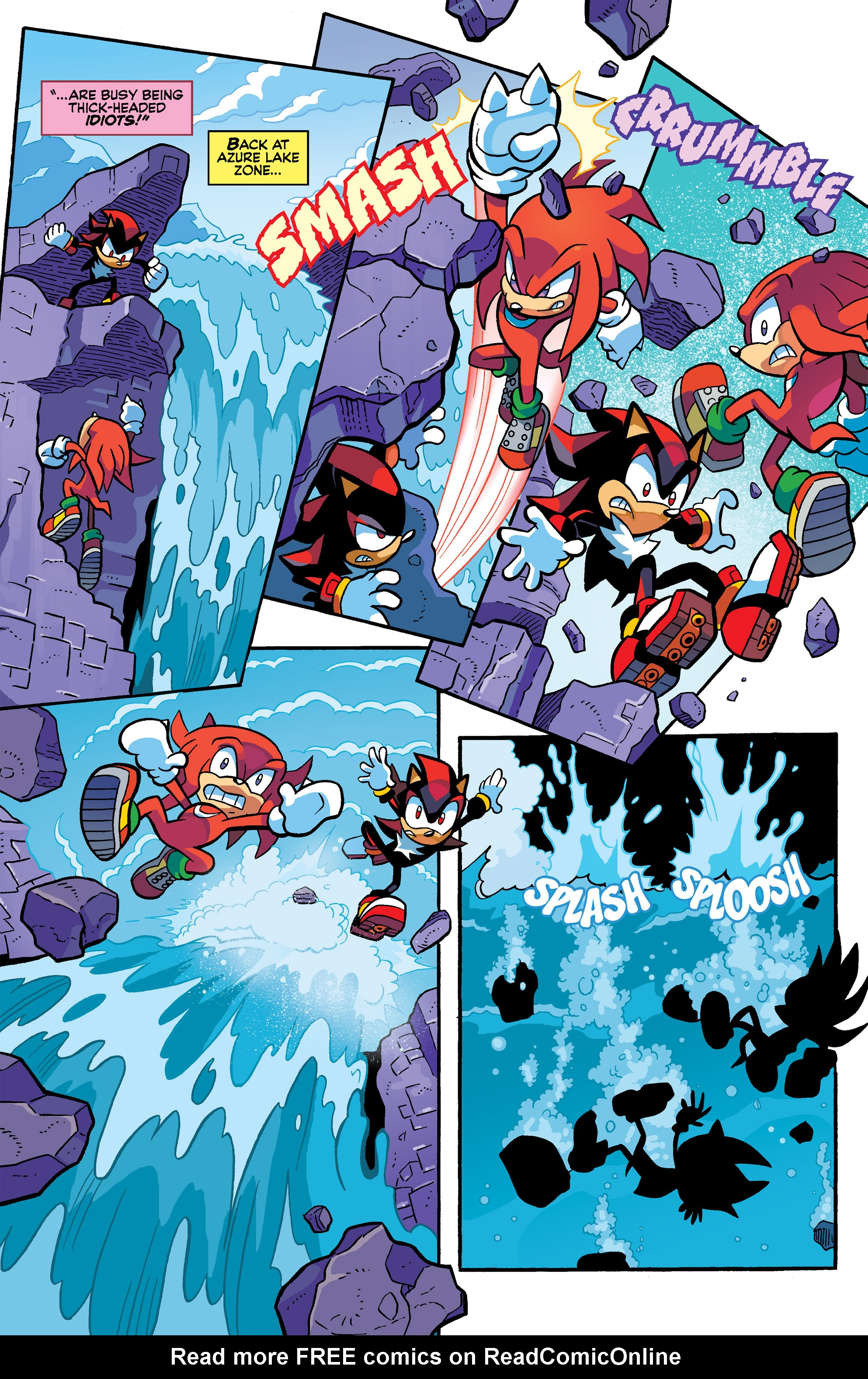 Read online Sonic Universe comic -  Issue #69 - 21