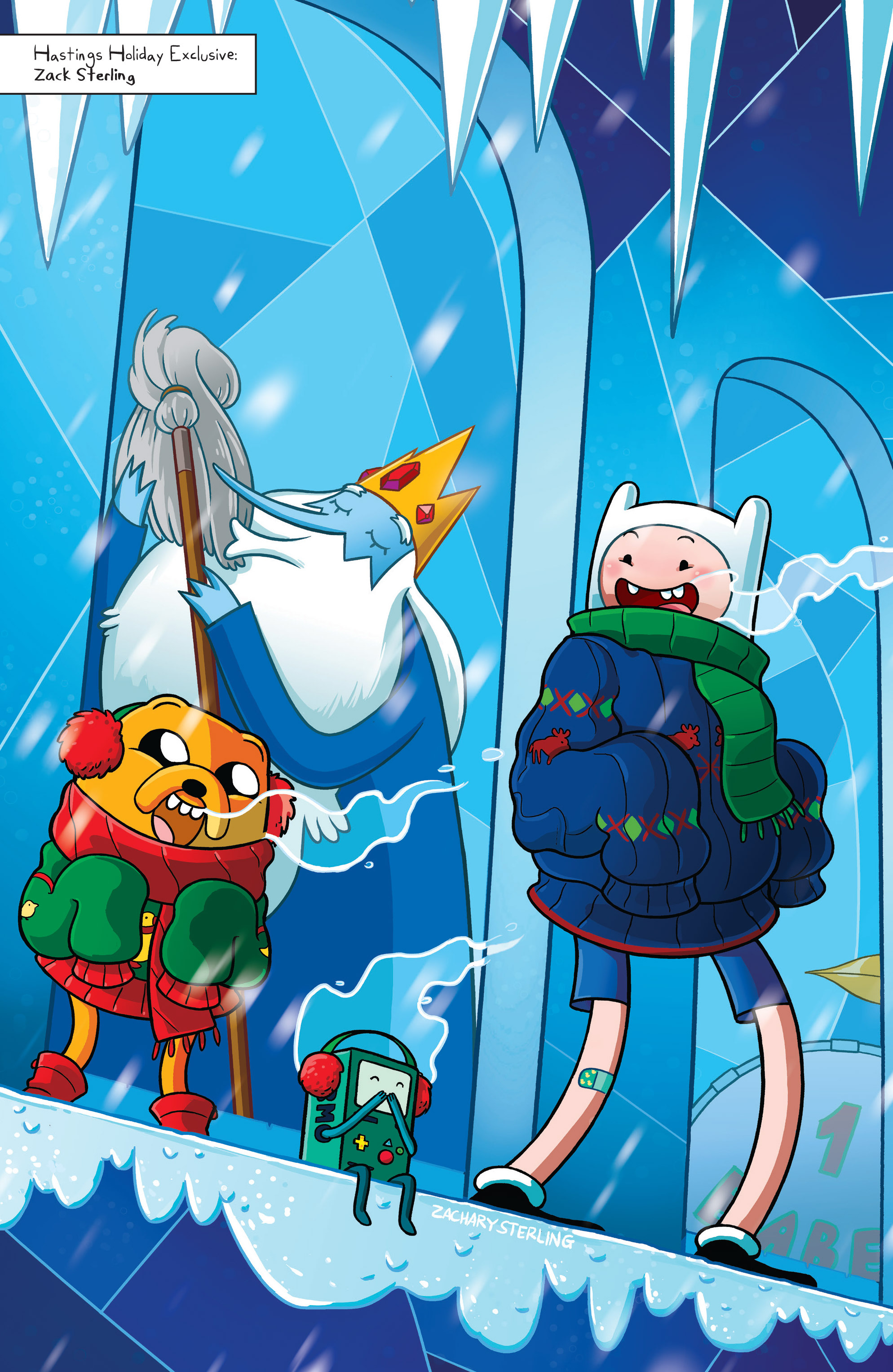 Read online Adventure Time comic -  Issue #Adventure Time _TPB 3 - 88