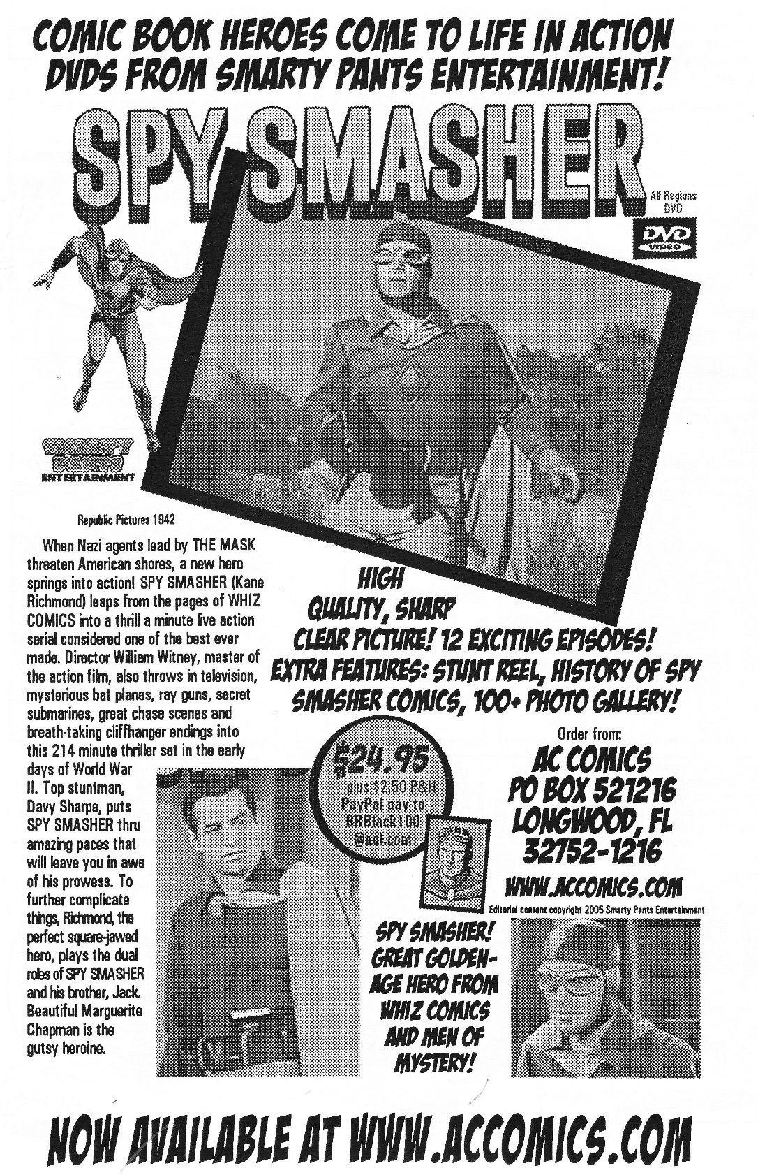 Read online Men of Mystery Comics comic -  Issue #57 - 10