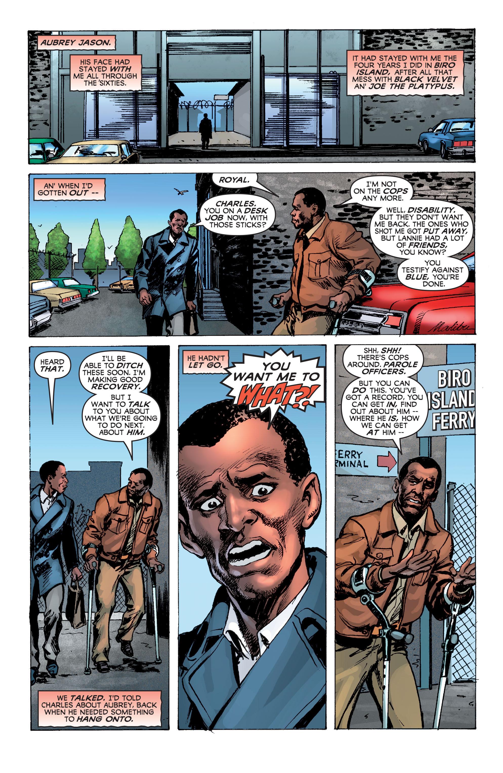 Read online Astro City: Dark Age/Book Three comic -  Issue #1 - 17