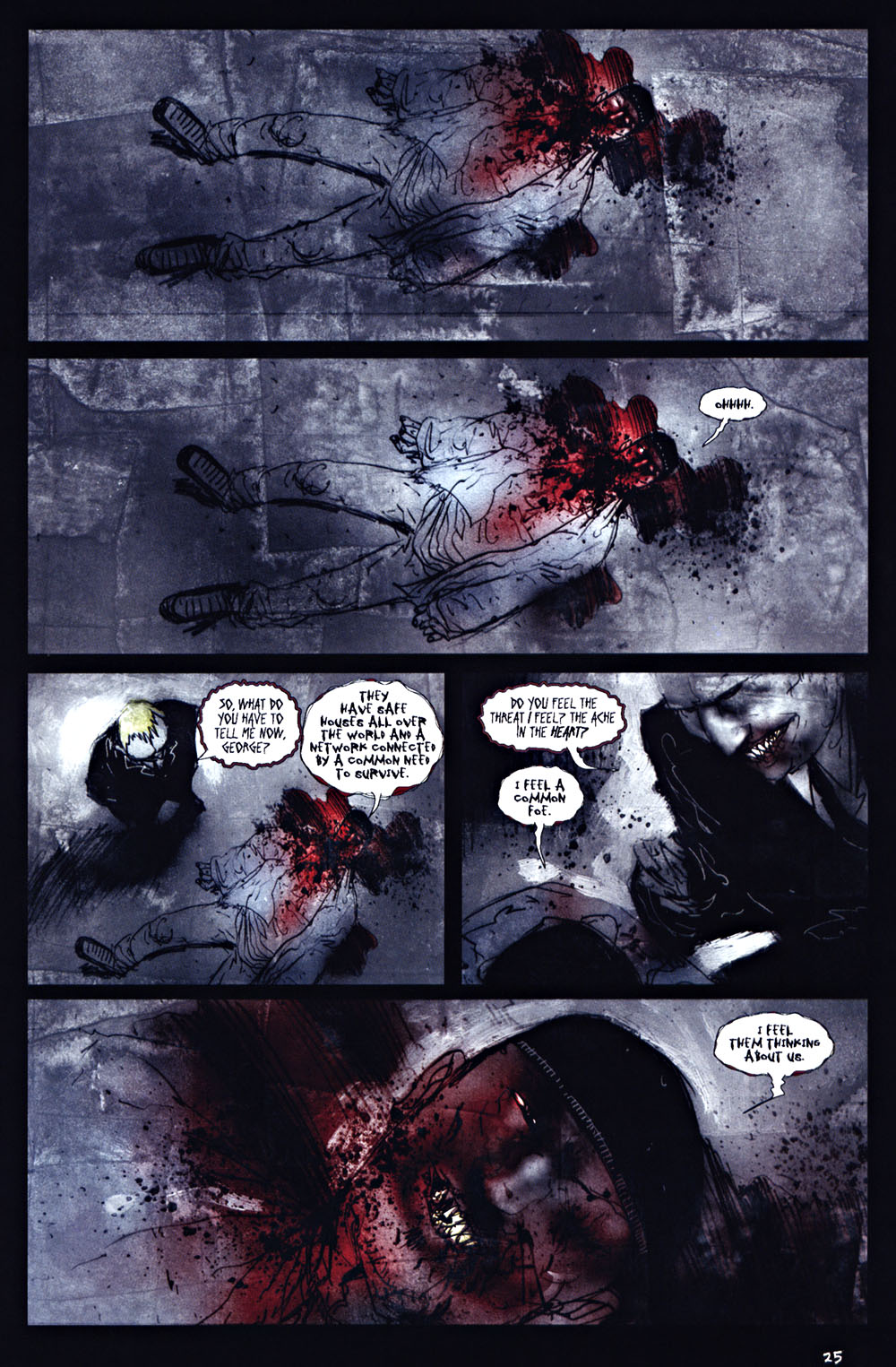 Read online 30 Days of Night: Return to Barrow comic -  Issue #2 - 21