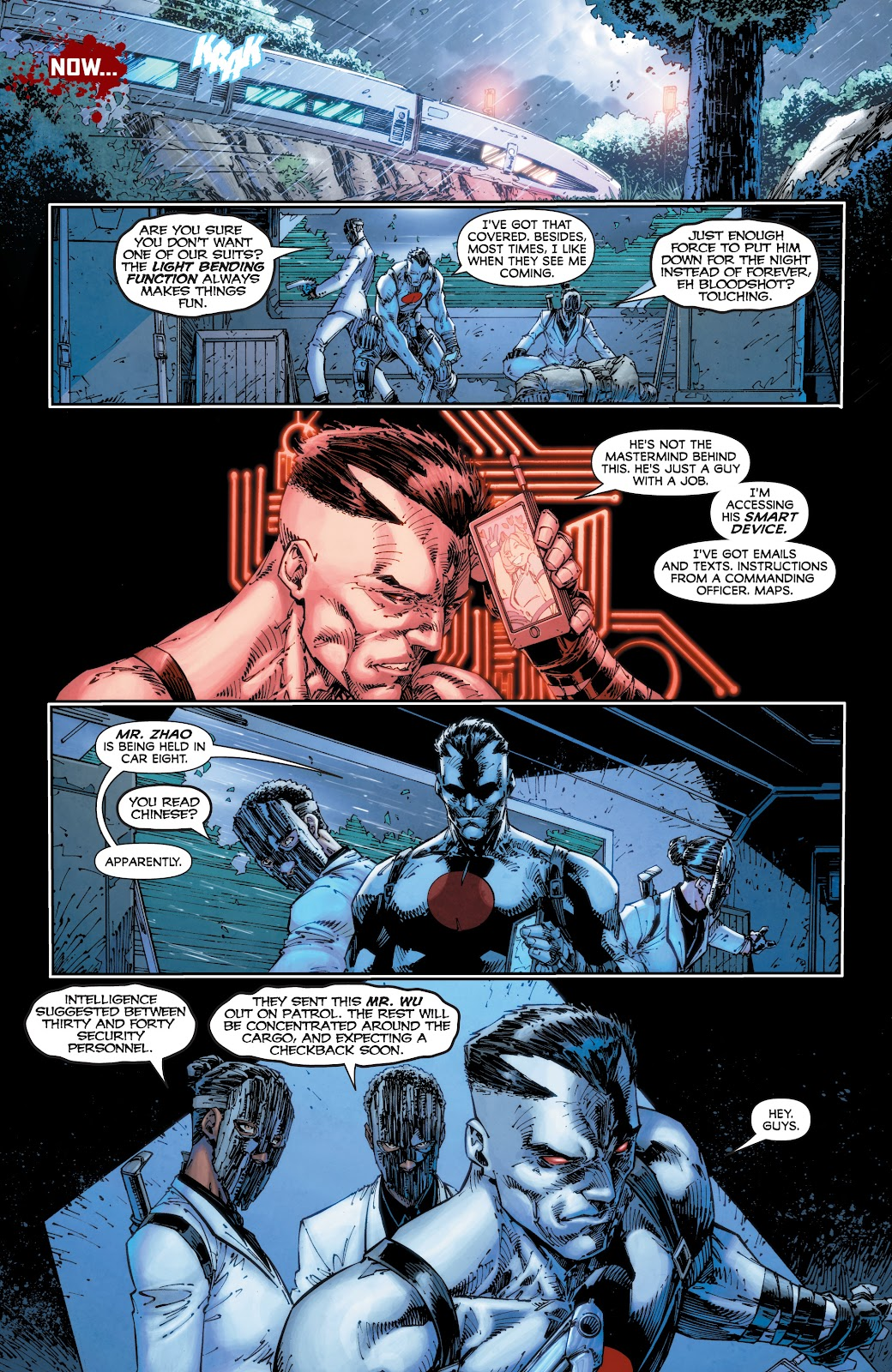 Read online Bloodshot (2019) comic -  Issue #4 - 9