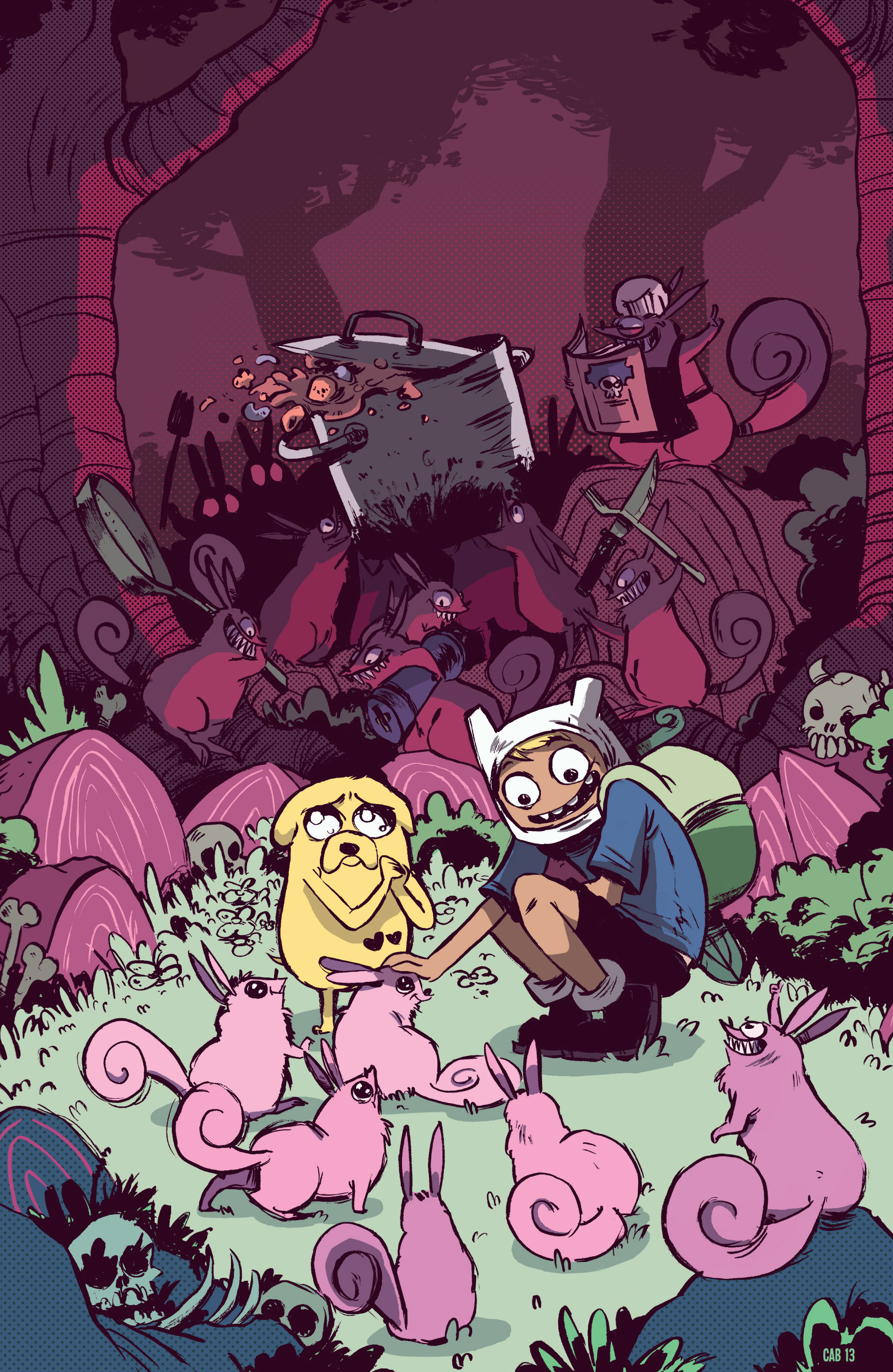 Read online Adventure Time comic -  Issue #18 - 3