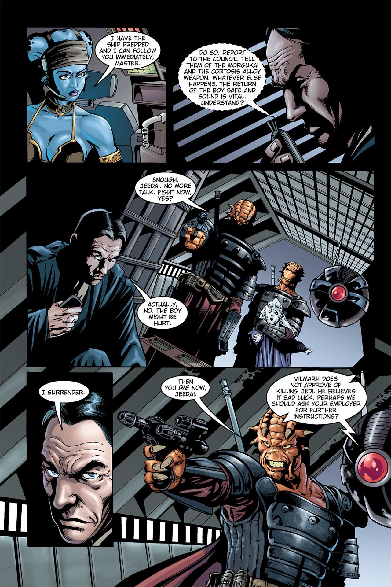 Read online Star Wars Omnibus comic -  Issue # Vol. 15.5 - 153