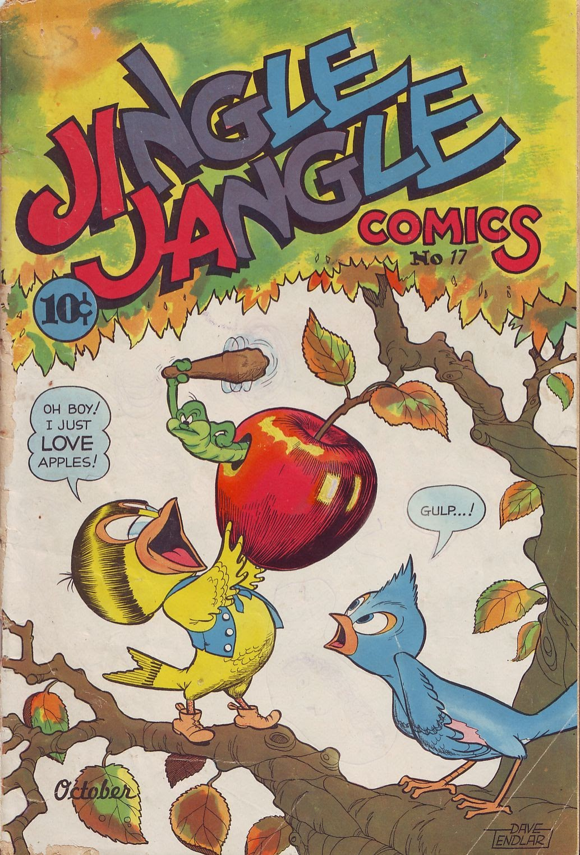 Jingle Jangle Comics issue 17 - Page 1