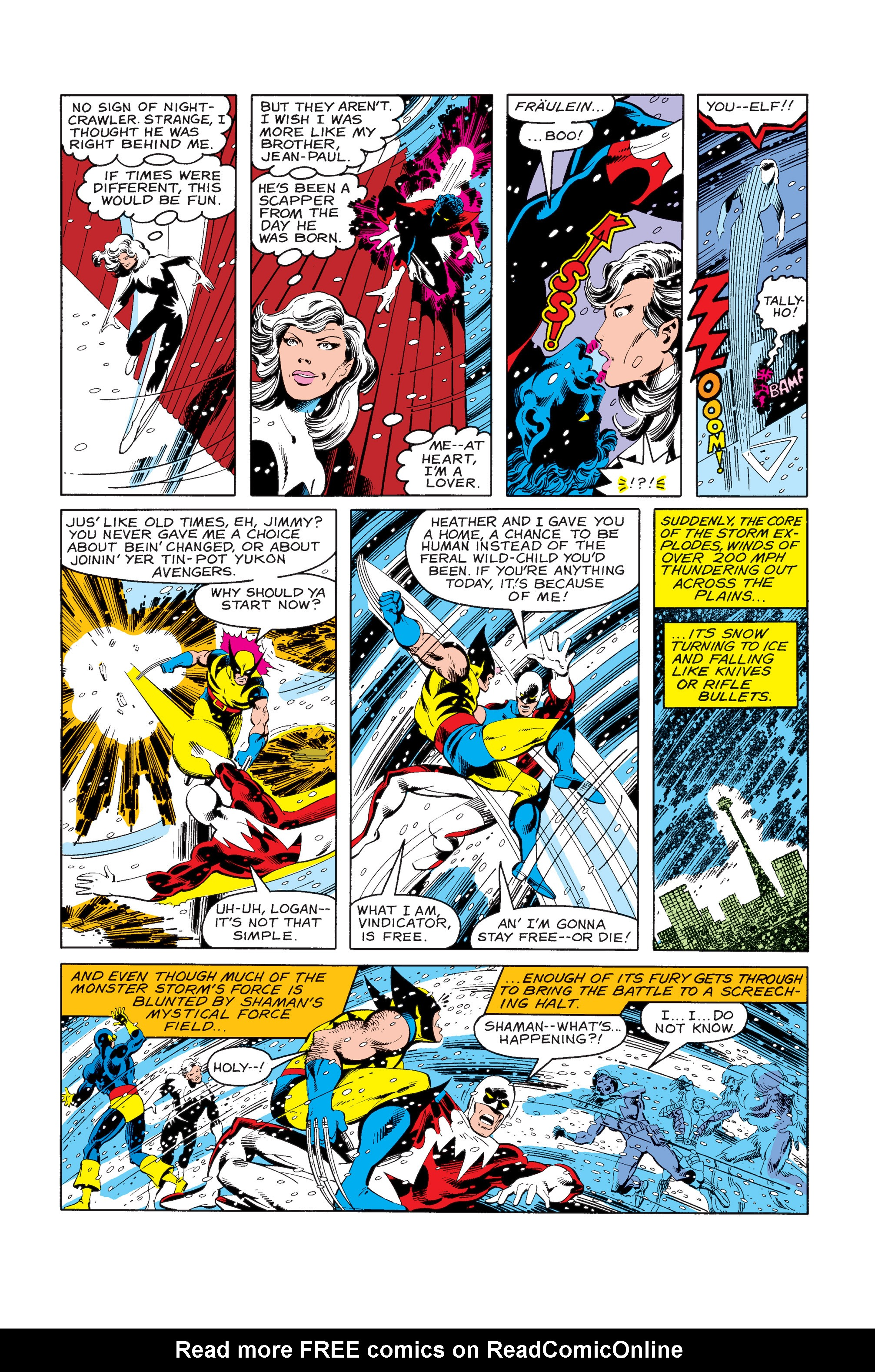 Uncanny X-Men (1963) 121 Page 12