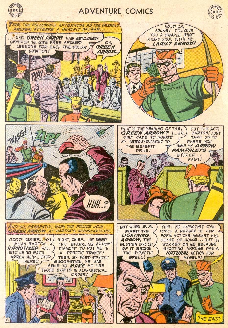Read online Adventure Comics (1938) comic -  Issue #232 - 32