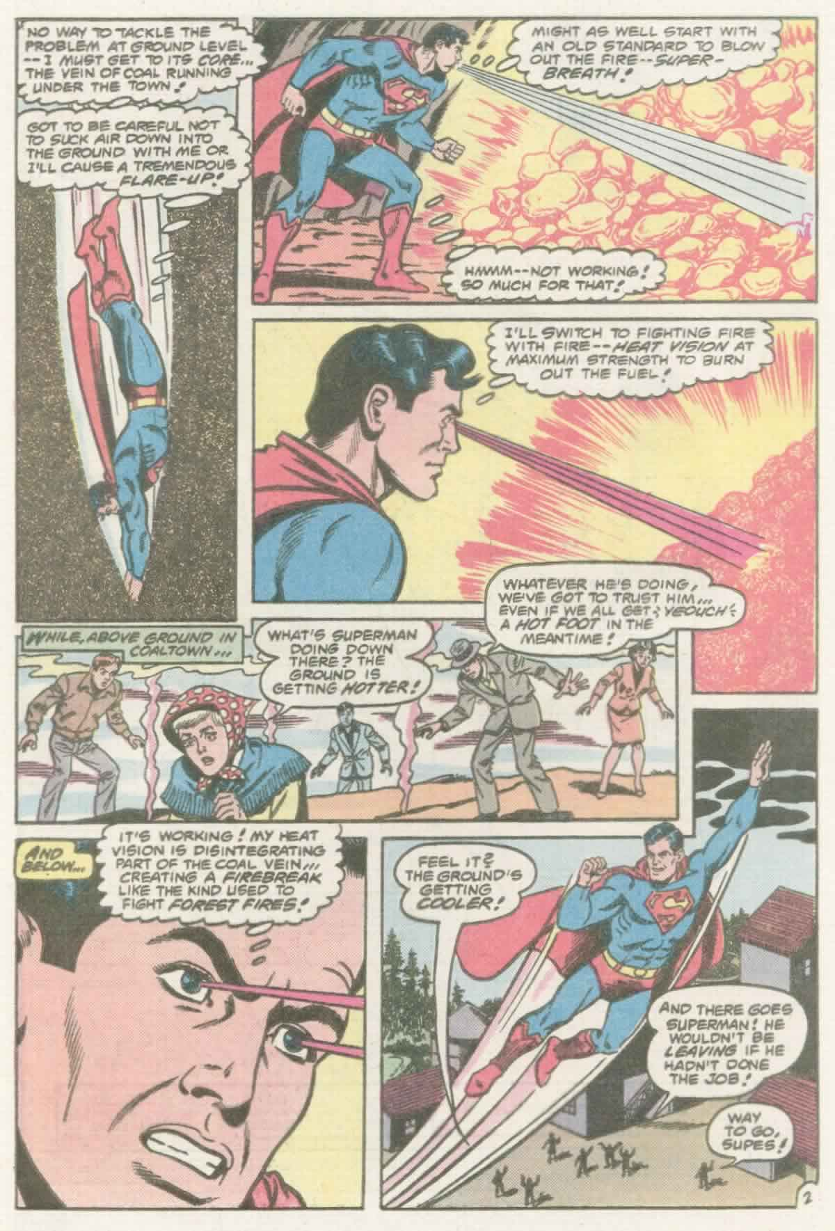 Read online Action Comics (1938) comic -  Issue #558 - 3