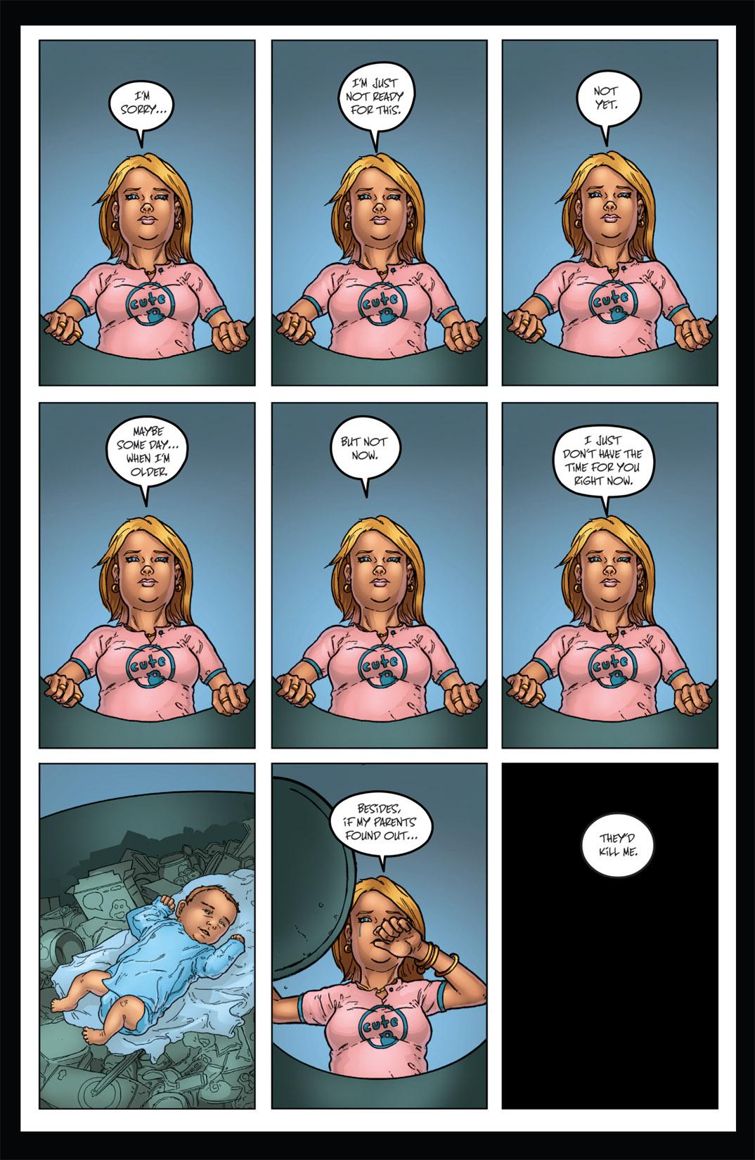 Read online Nightmare World comic -  Issue # Vol. 1 Thirteen Tales of Terror - 102
