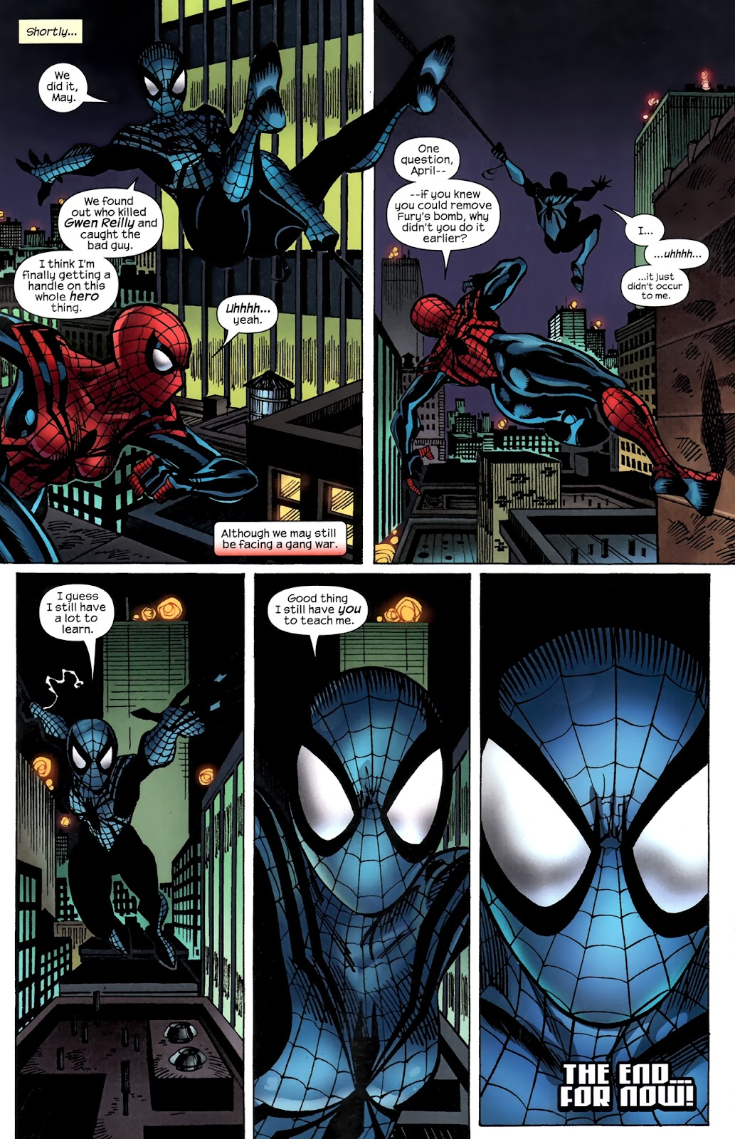 Web of Spider-Man (2009) Issue #4 #4 - English 31