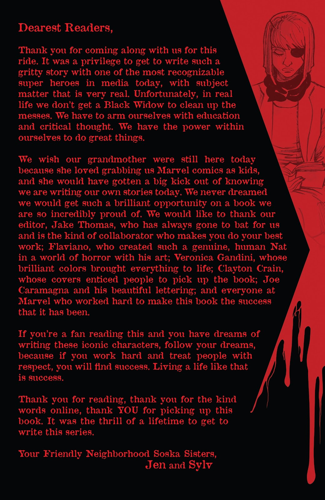 Read online Black Widow (2019) comic -  Issue #5 - 24