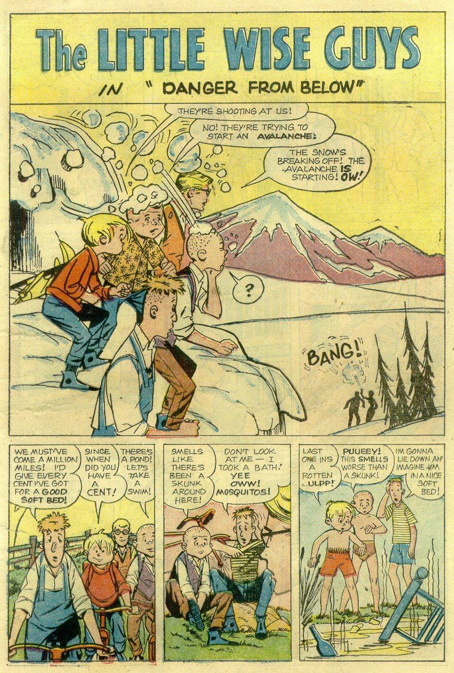 Daredevil (1941) #134 #134 - English 23
