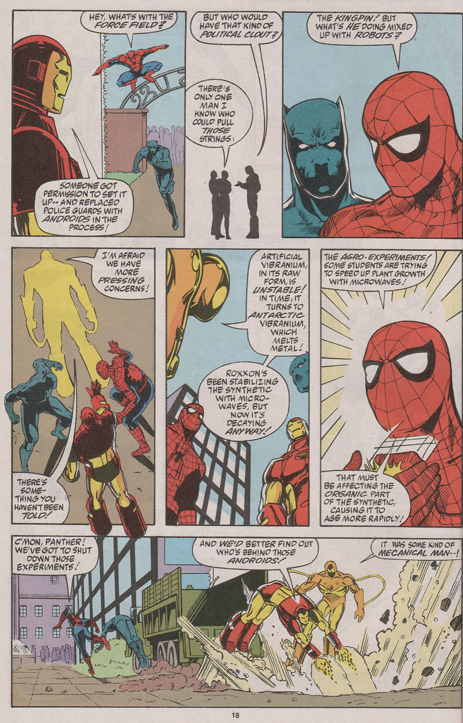 Web of Spider-Man (1985) _Annual 7 #7 - English 15