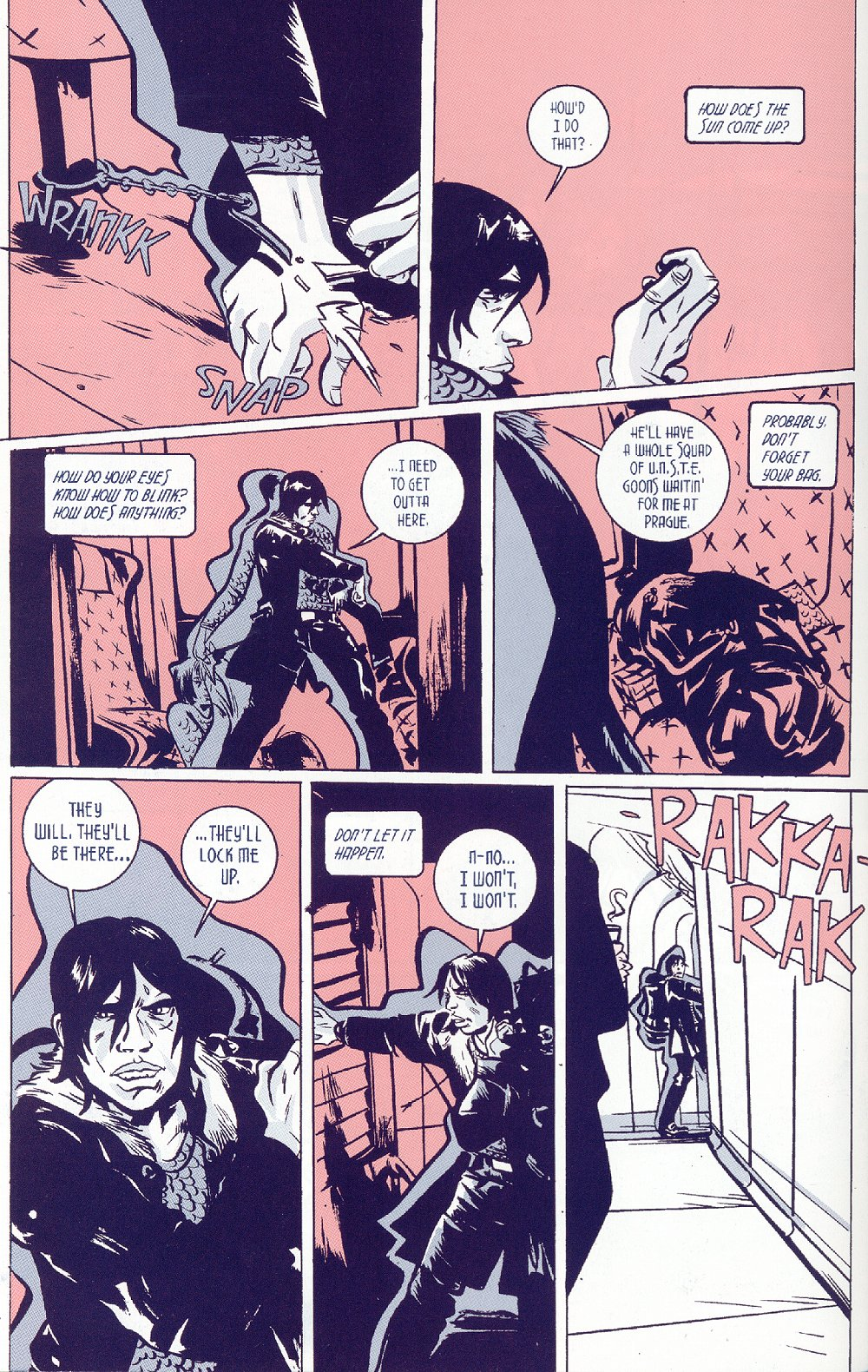 Heavy Liquid issue 5 - Page 34
