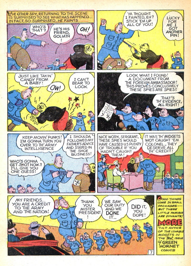 Green Hornet Comics issue 7 - Page 48