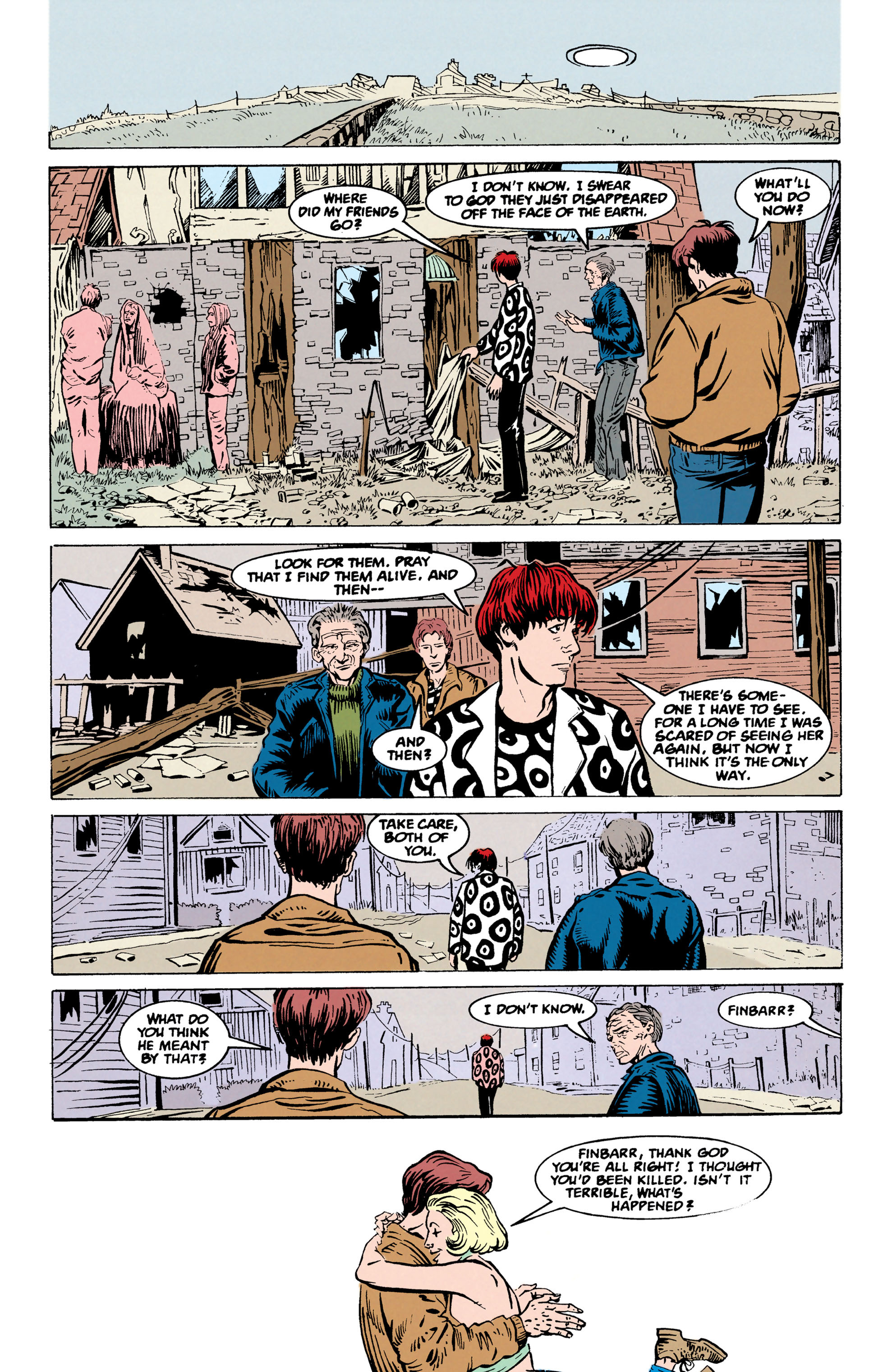 Read online Shade, the Changing Man comic -  Issue #67 - 23