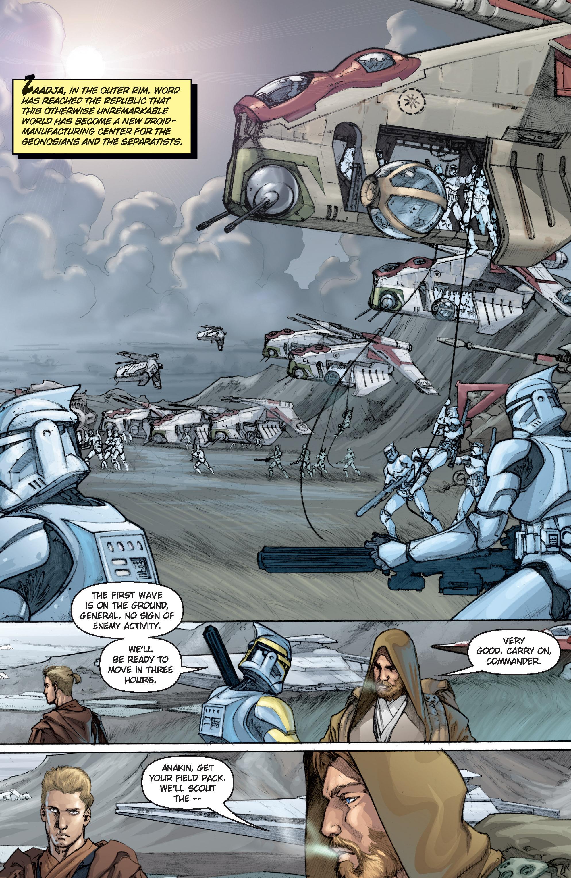 Read online Star Wars Omnibus comic -  Issue # Vol. 24 - 230