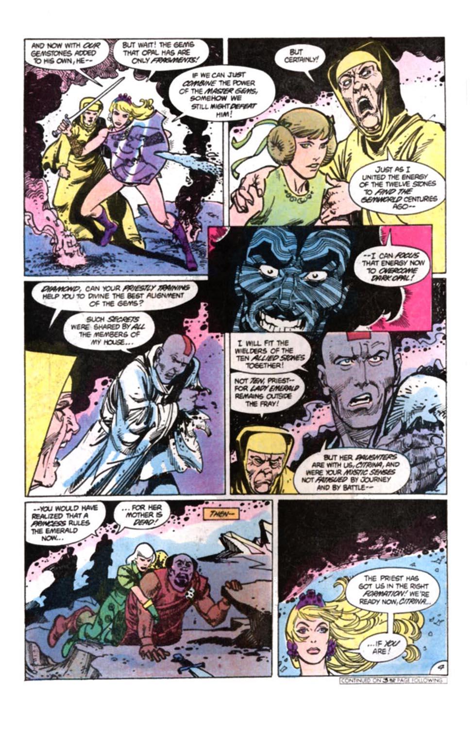Read online Amethyst, Princess of Gemworld comic -  Issue #12 - 5