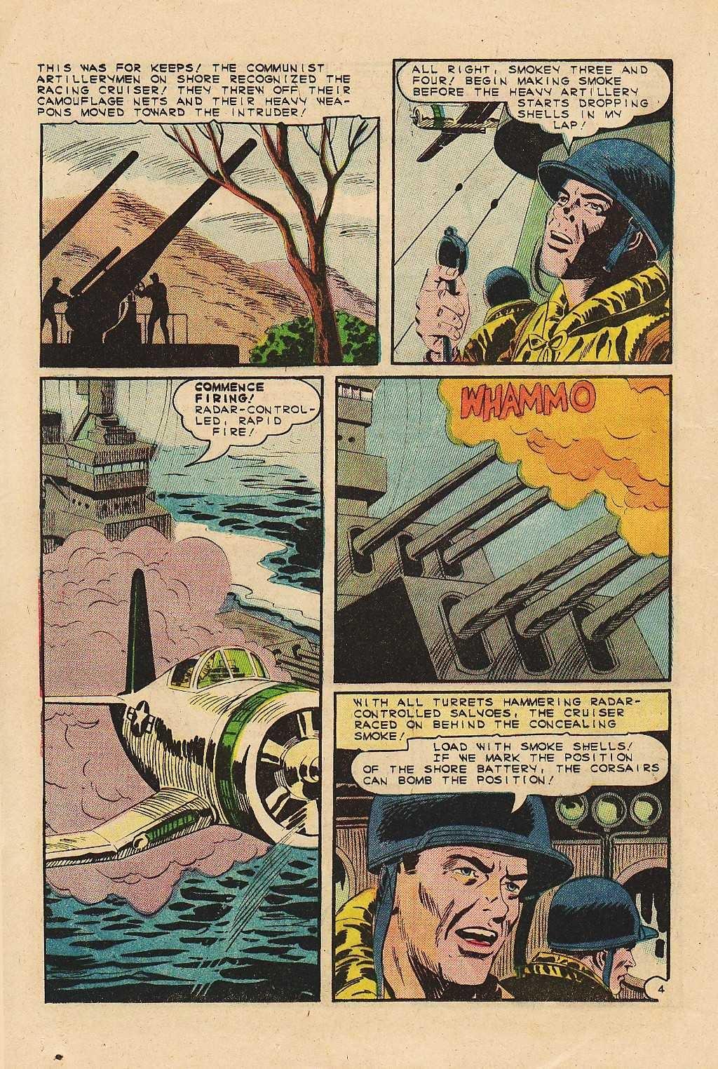 Read online Fightin' Navy comic -  Issue #121 - 16