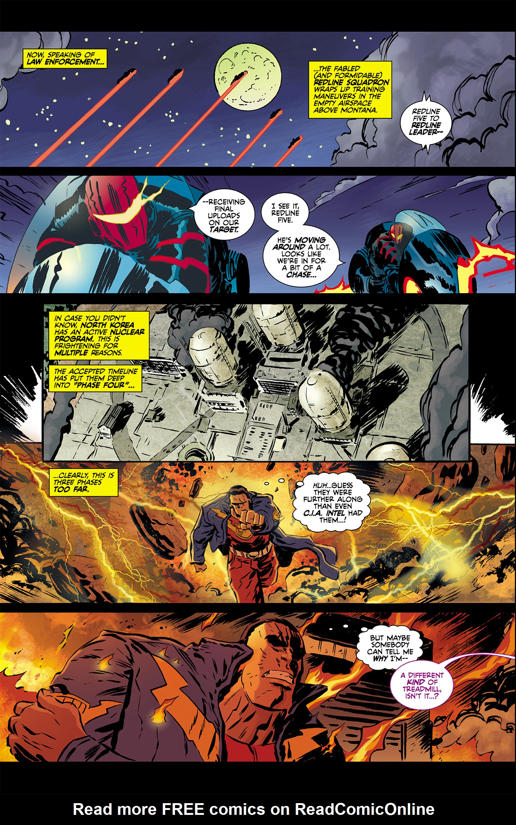 Read online Catalyst Comix comic -  Issue #4 - 30