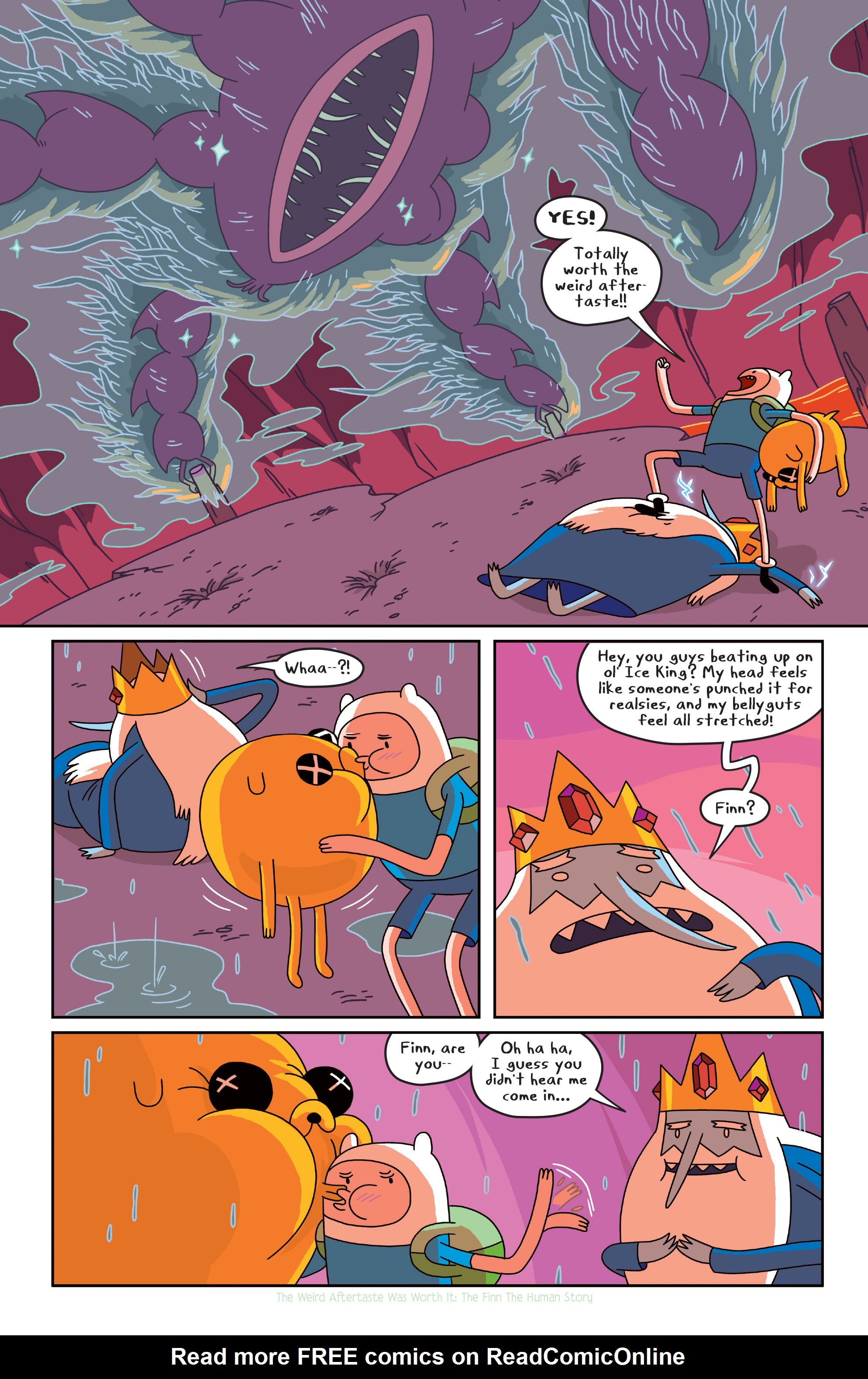 Read online Adventure Time comic -  Issue #Adventure Time _TPB 4 - 66