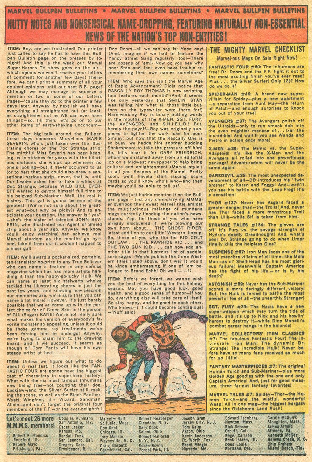 Read online Two-Gun Kid comic -  Issue #86 - 25