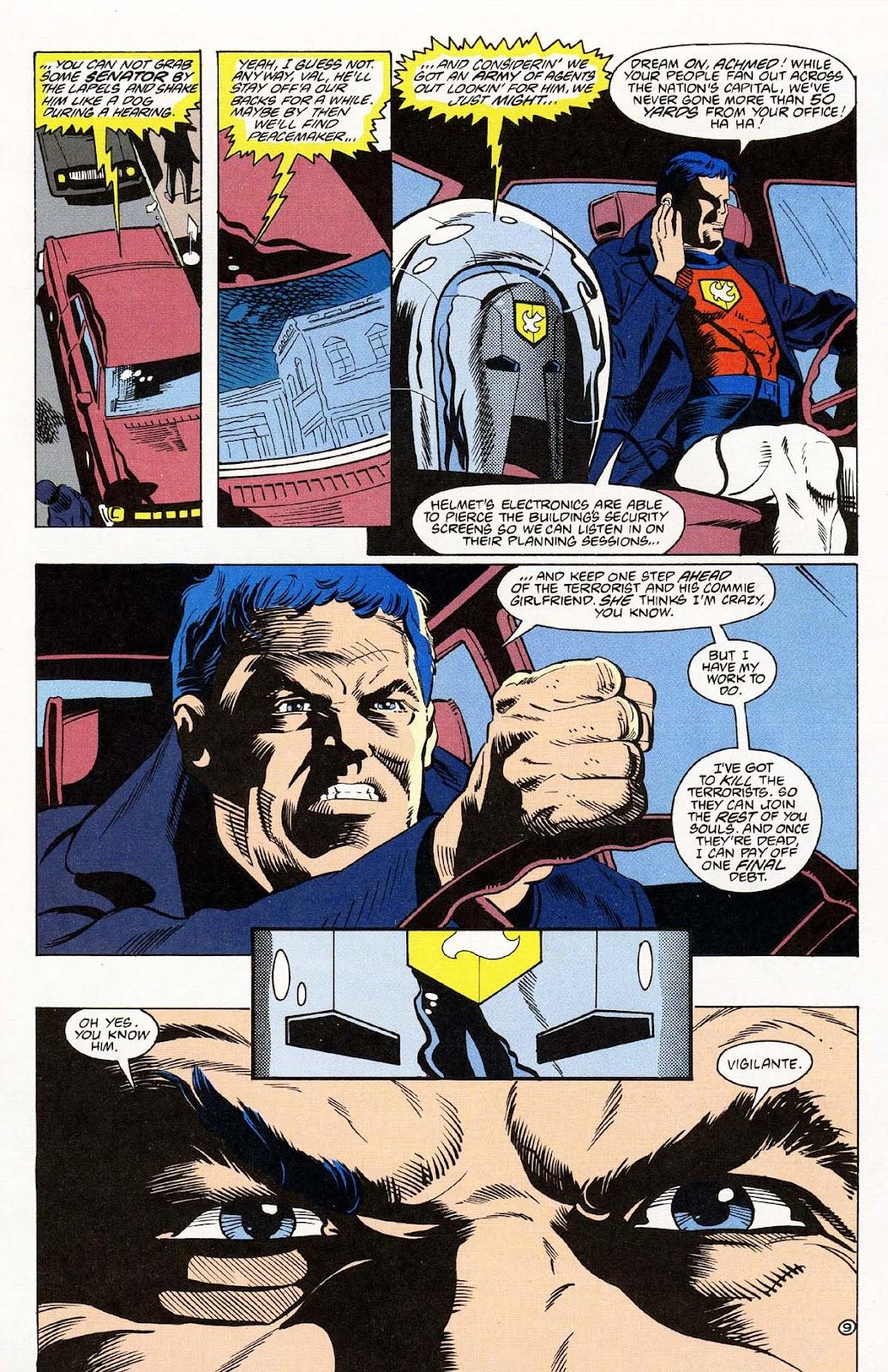 Vigilante (1983) issue 43 - Page 11