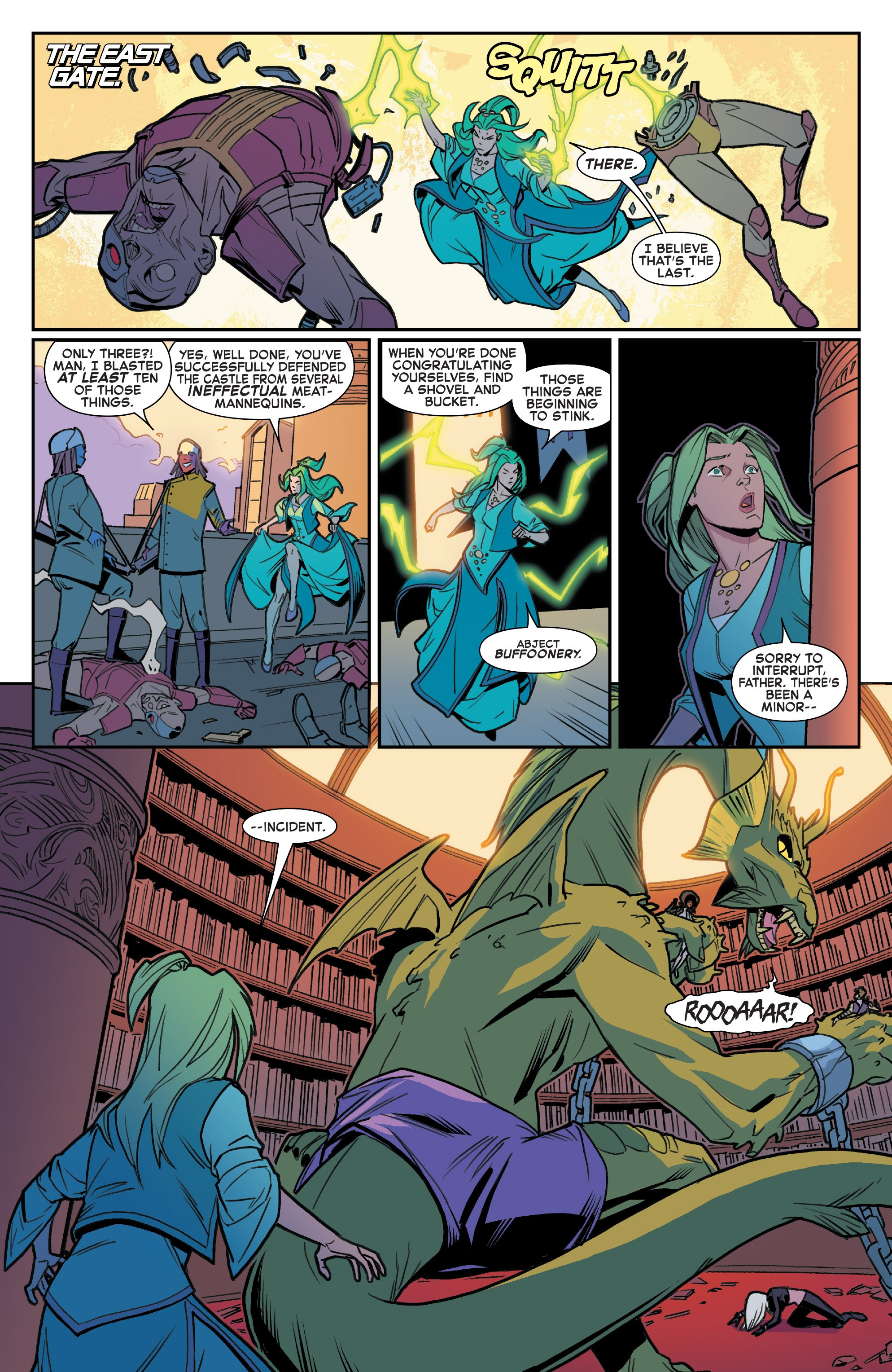Read online House of M (2015) comic -  Issue #2 - 19